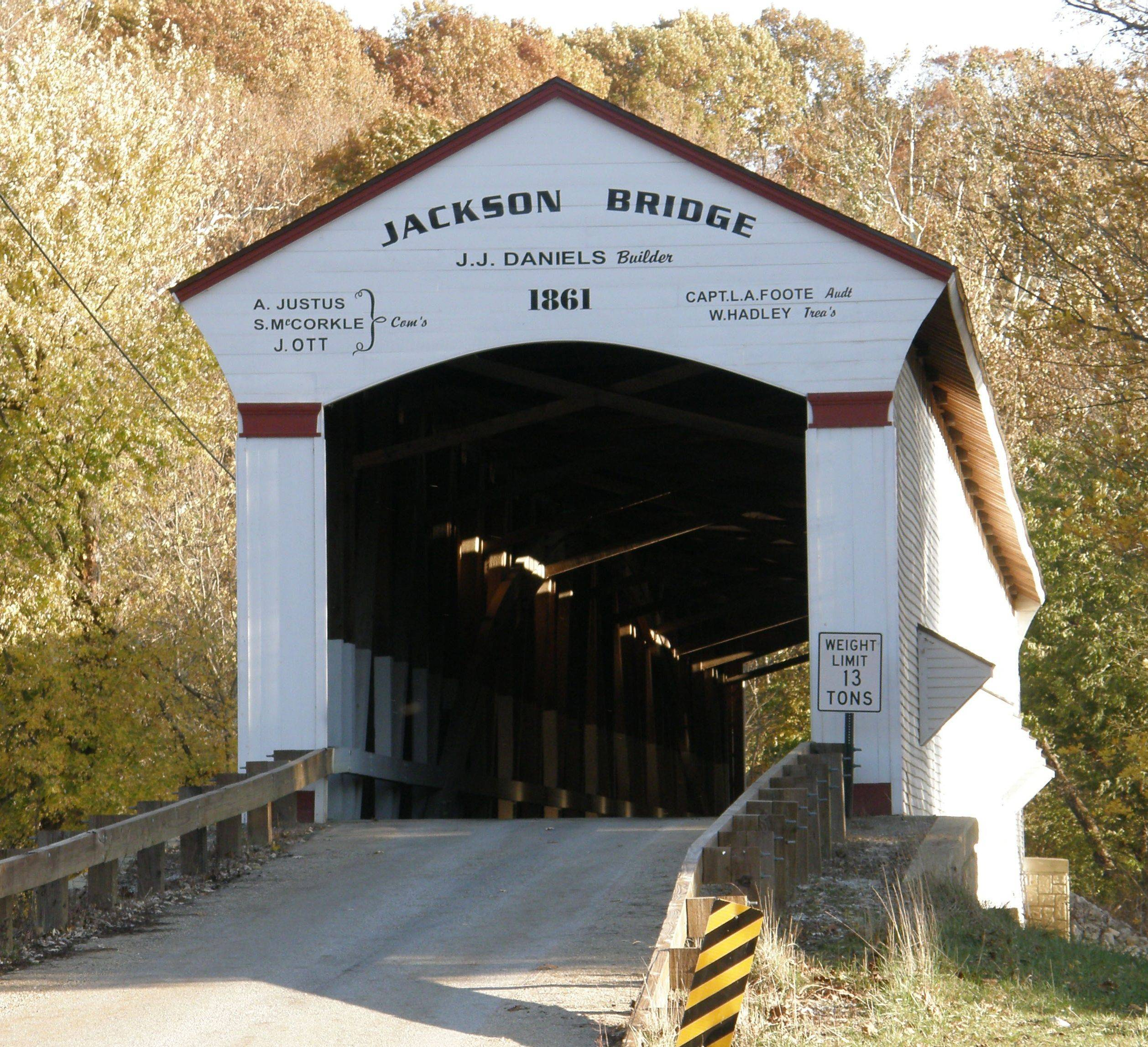The popular Covered Bridge Festival in Rockville, Ind., will offer all kinds of attractions and activities Oct. 14-23.