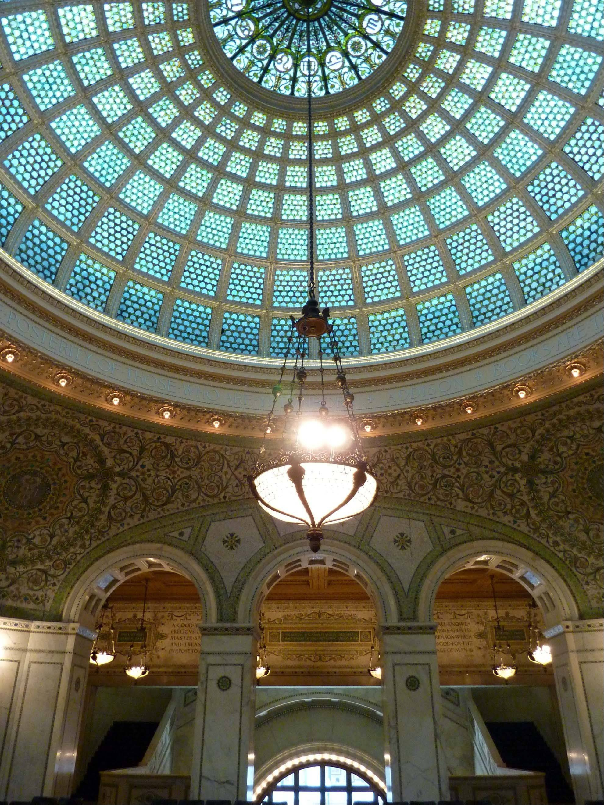 The Chicago Cultural Center will be part of the Chicago Architecture Foundation's Open House Chicago.