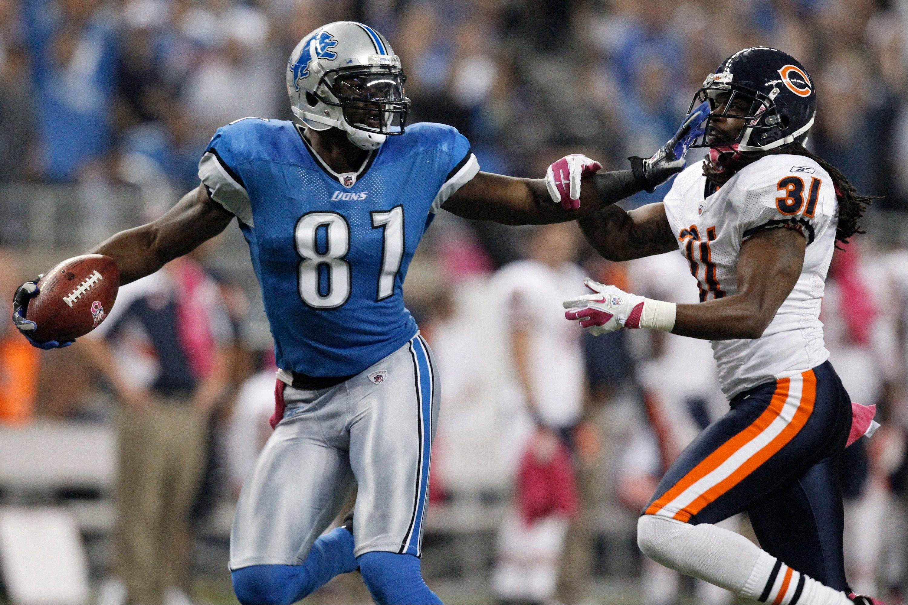 Images: Bears vs. Lions on Monday Night Football