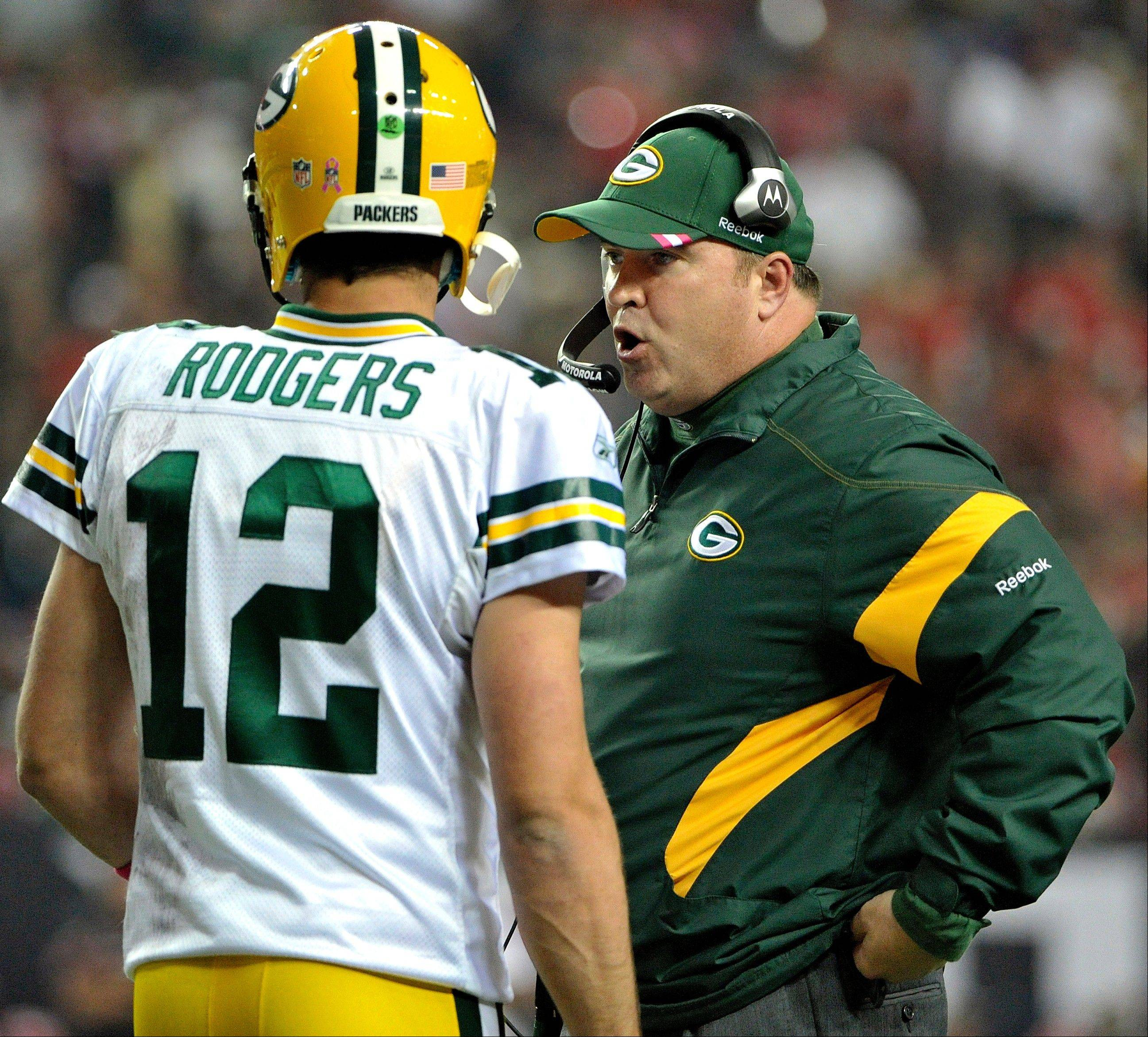 Unbeaten Green Bay Packers 'looking at greatness'