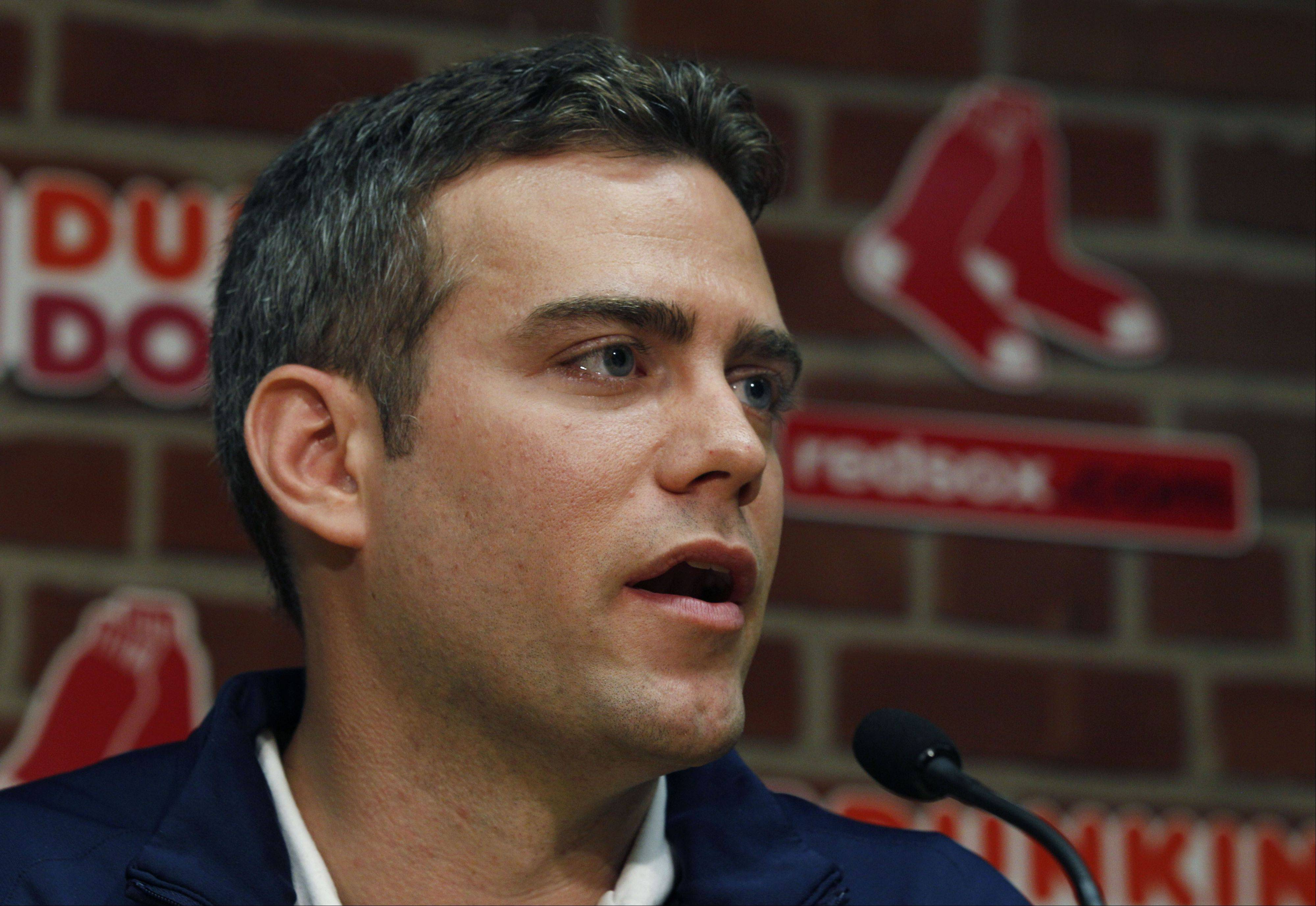 Boston Red Sox general manager Theo Epstein is close to leaving the organization for a more powerful position with the Cubs, according to a Boston Herald report.