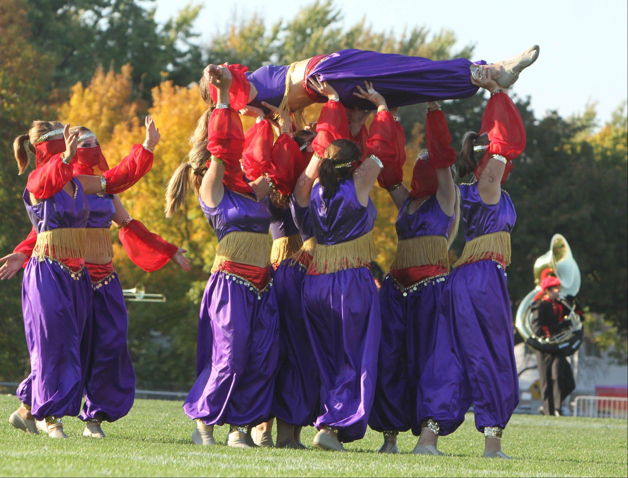 Next up for the award-winning Batavia High School Marching Bulldogs is a trip to Champaign Oct. 22 to compete in the Marching Illini Championships.