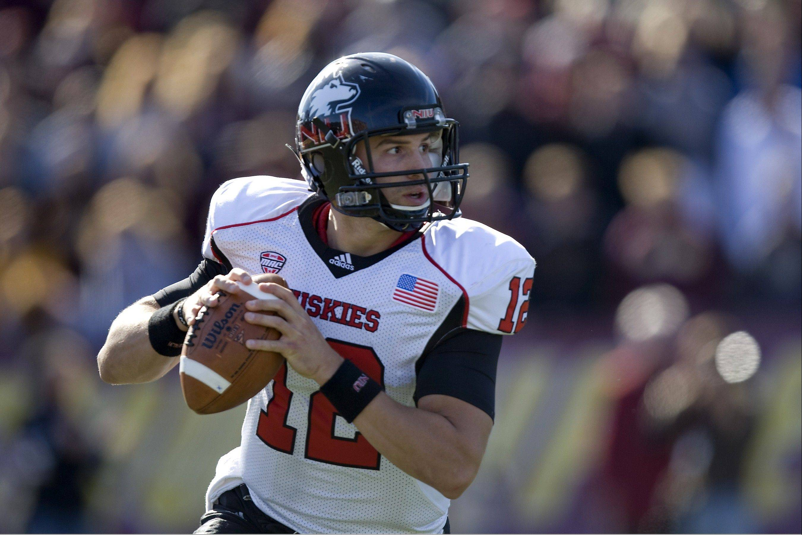 In Chandler Harnish, Northern Illinois has a dual threat with his passing and running skills. The Huskies face another top quarterback on Saturday when Western Michigan's Alex Carder visits DeKalb in a big MAC game for both teams.