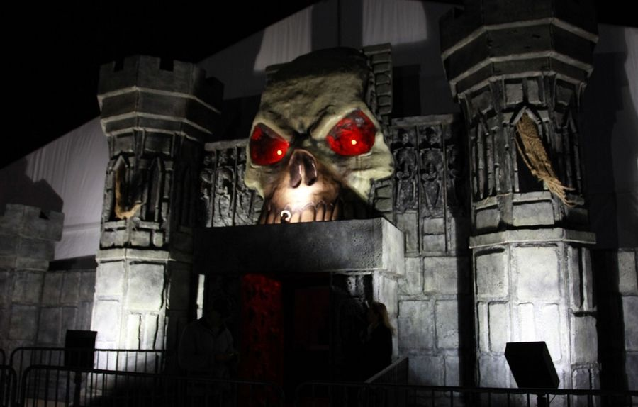 Suburban Haunted Houses Are Waiting For You