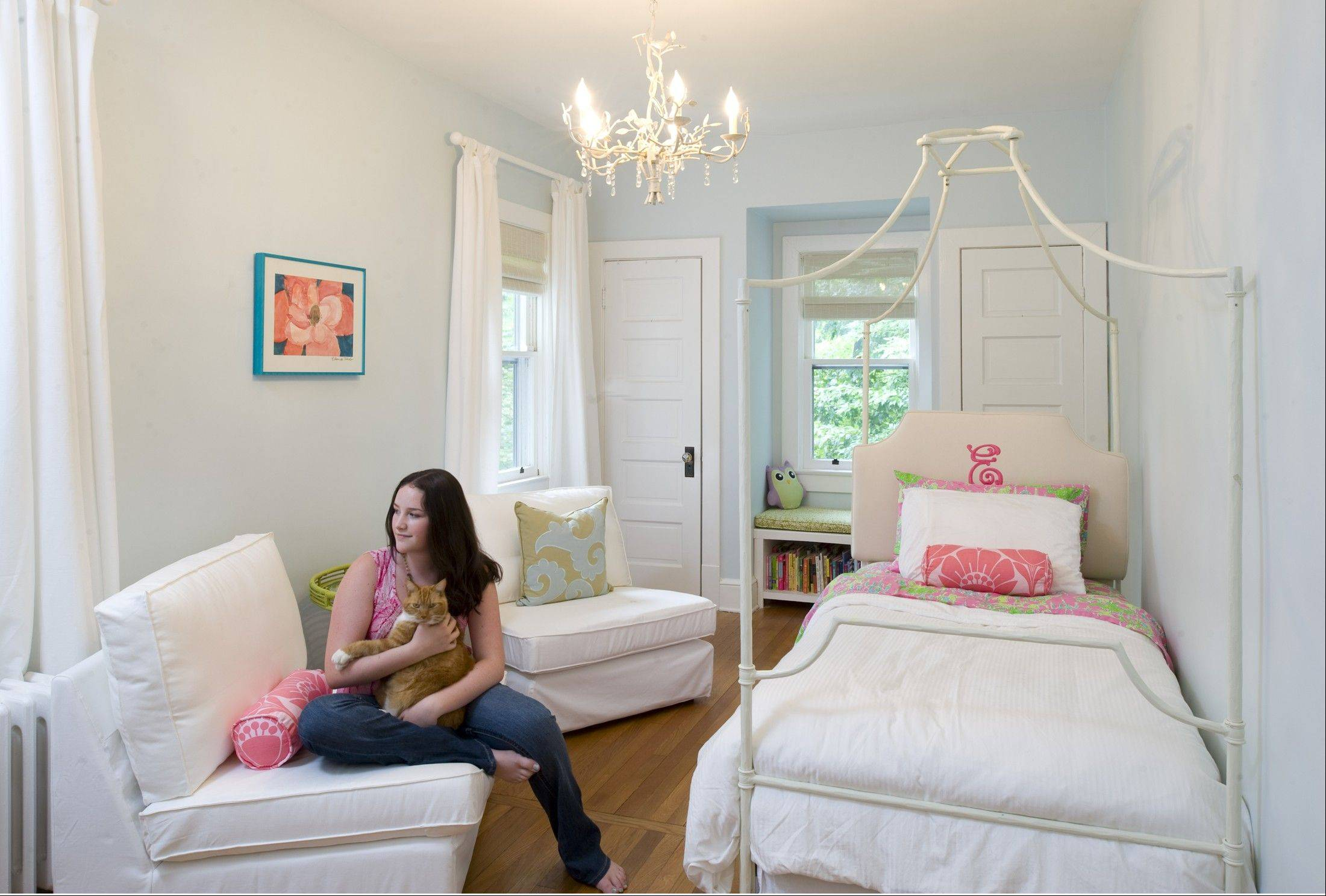 Design Tricks To Make Small Rooms Feel Bigger