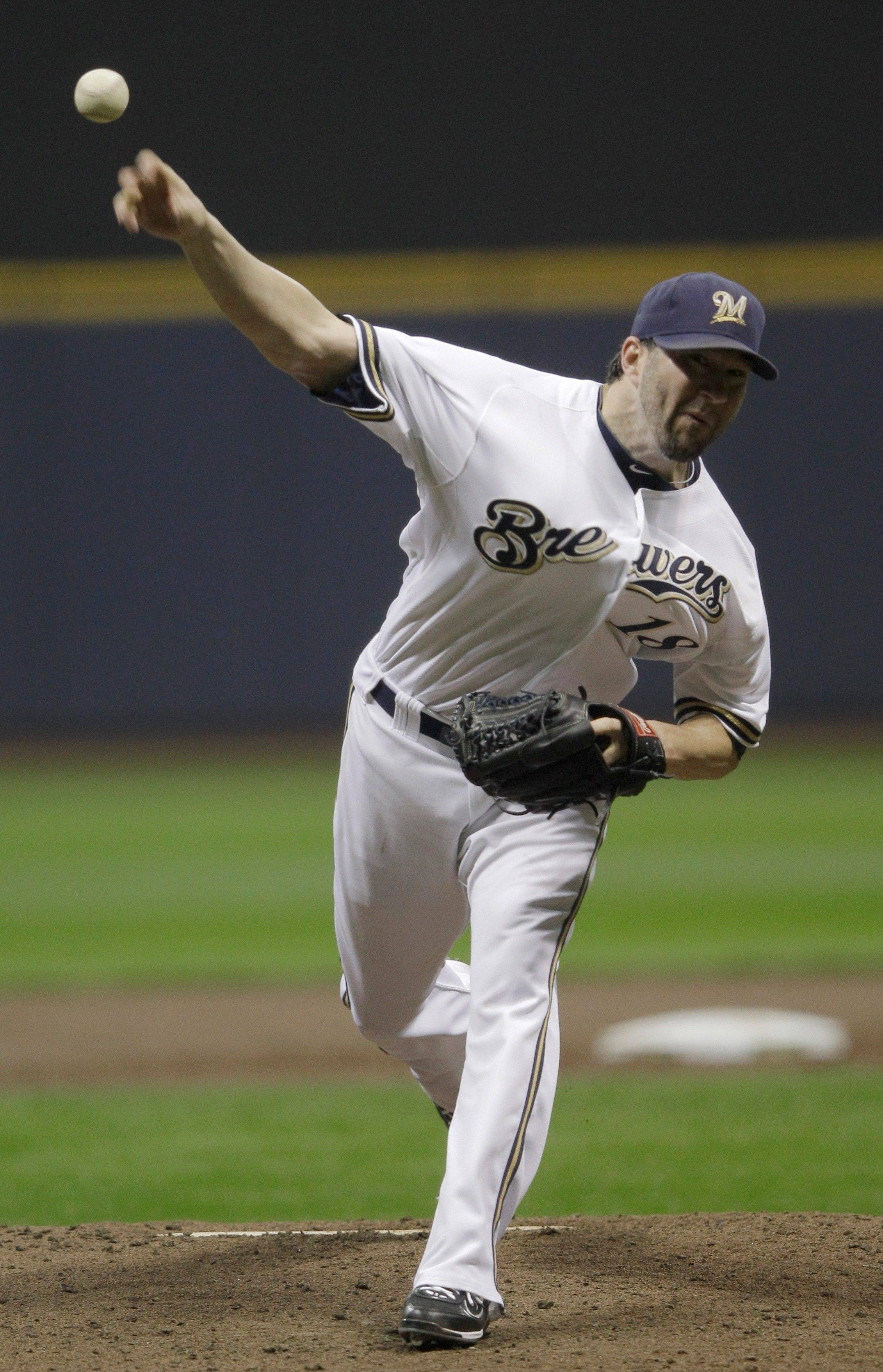 Starter Shaun Marcum lasted only one inning against St. Louis on Sunday night.