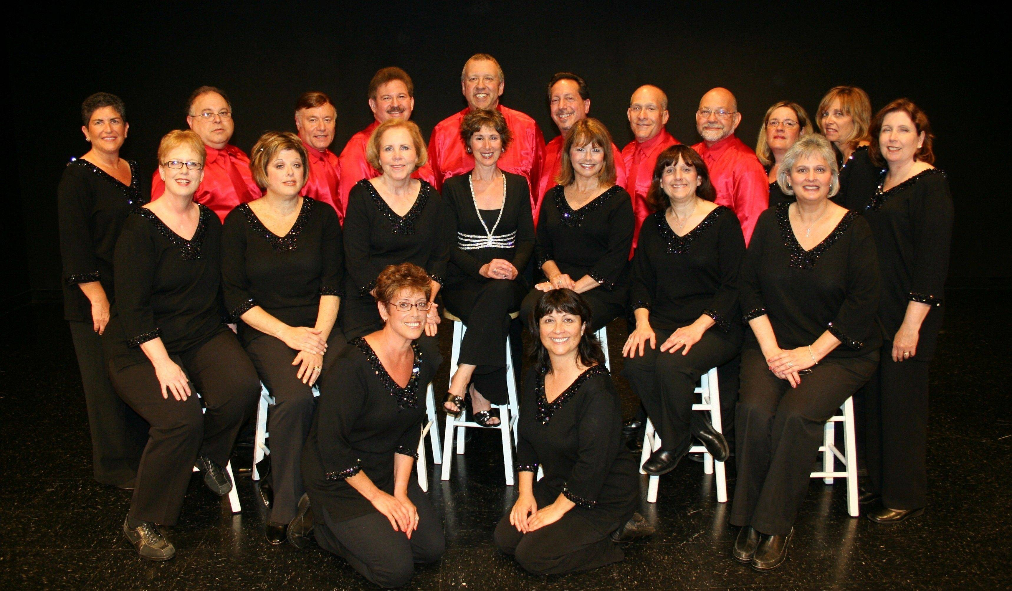 "Encore!, the Buffalo Grove Park District-sponsored chorus, is competing nationally in ""Sing!"""