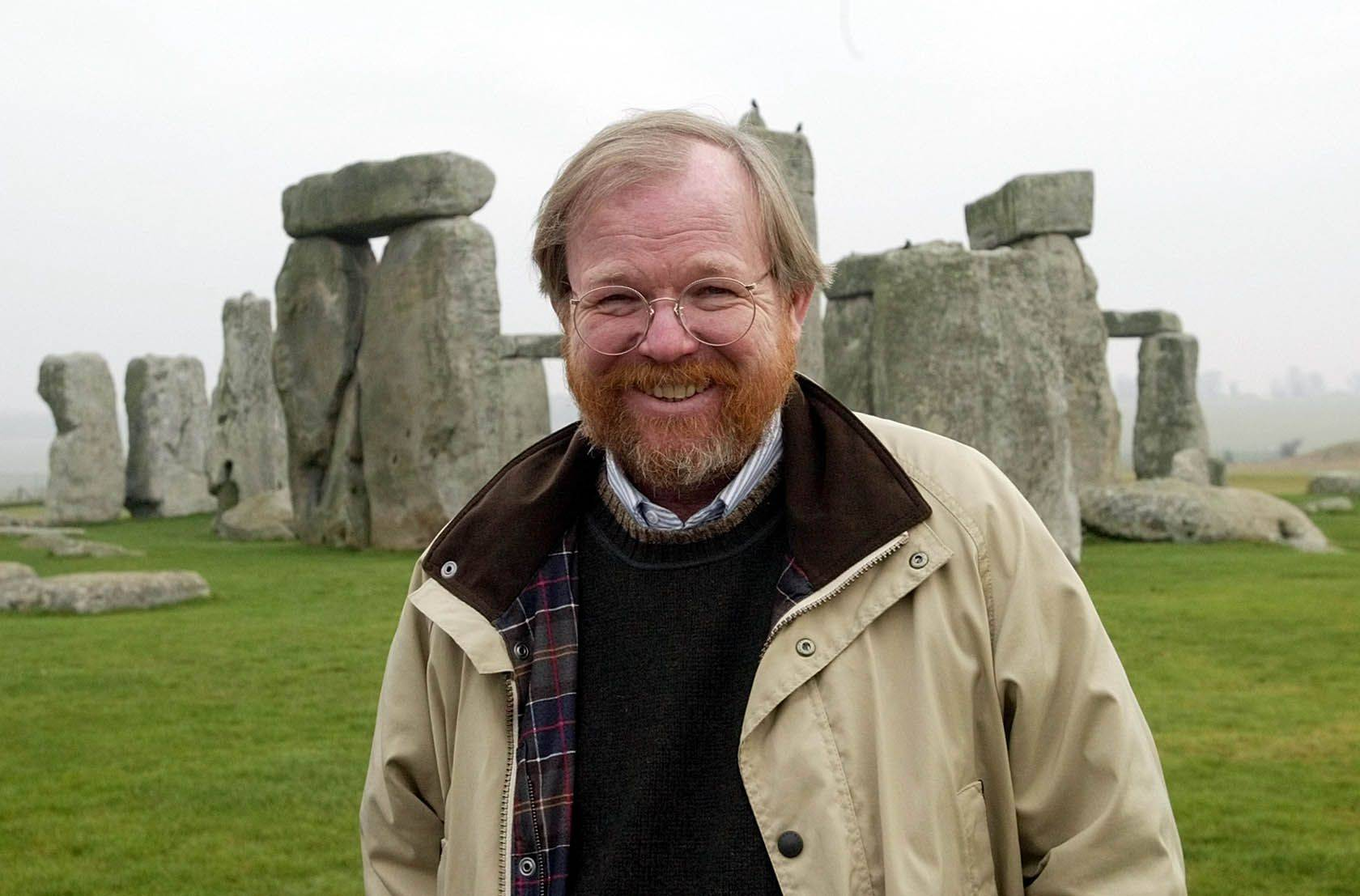 Anderson's Bookshops sponsors an appearance by American author Bill Bryson at North Central College's Meiley-Swallow Hall in Naperville on Wednesday, Oct. 26.