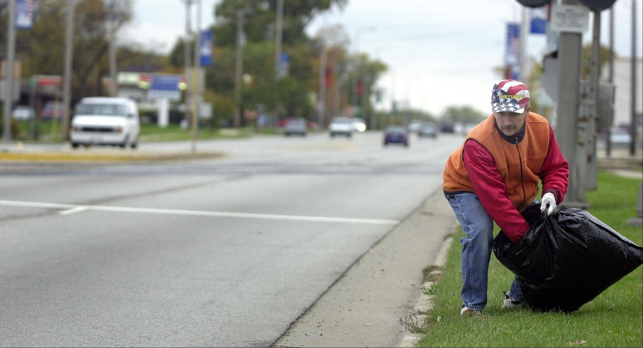 Make a Difference Day events are planned throughout DuPage County on Saturday, Oct. 22. They range from large-scale observances like those in Wheaton to smaller efforts, such as cleaning up trash along a road.