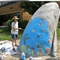 New whale sculpture making splash at Naperville school