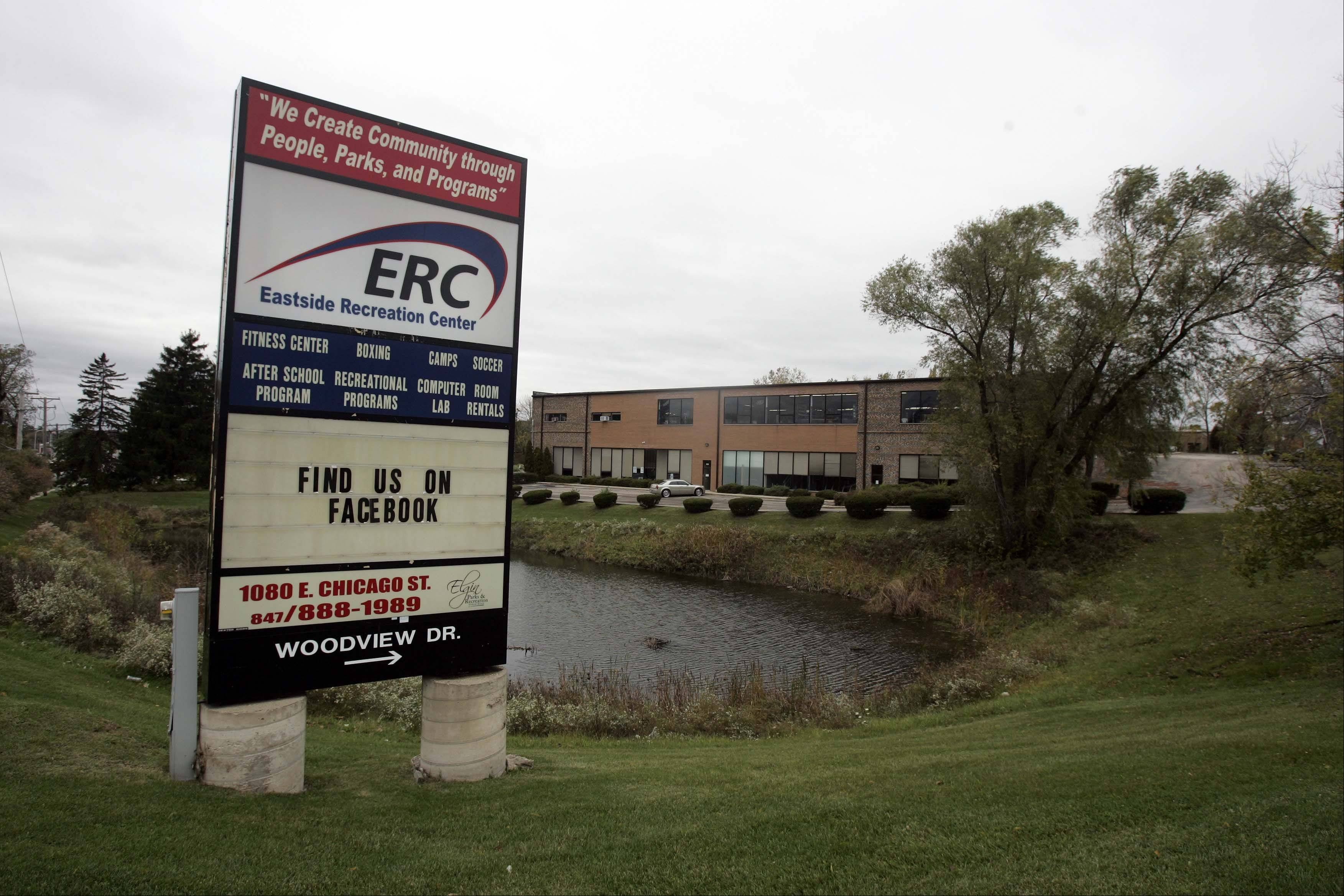Elgin's Eastside Rec Center to get an upgrade