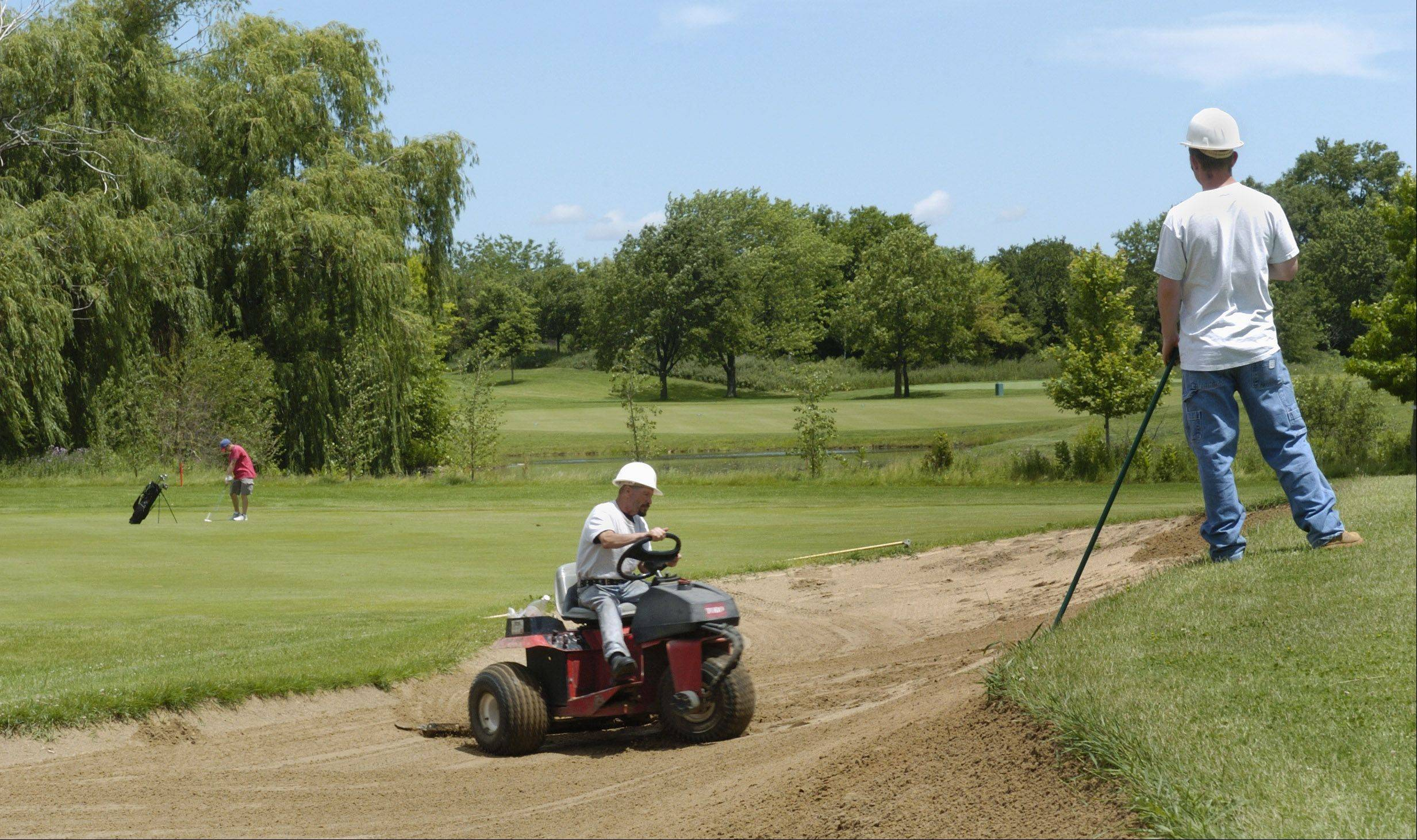 Glen Ellyn looks to generate more cash at golf course