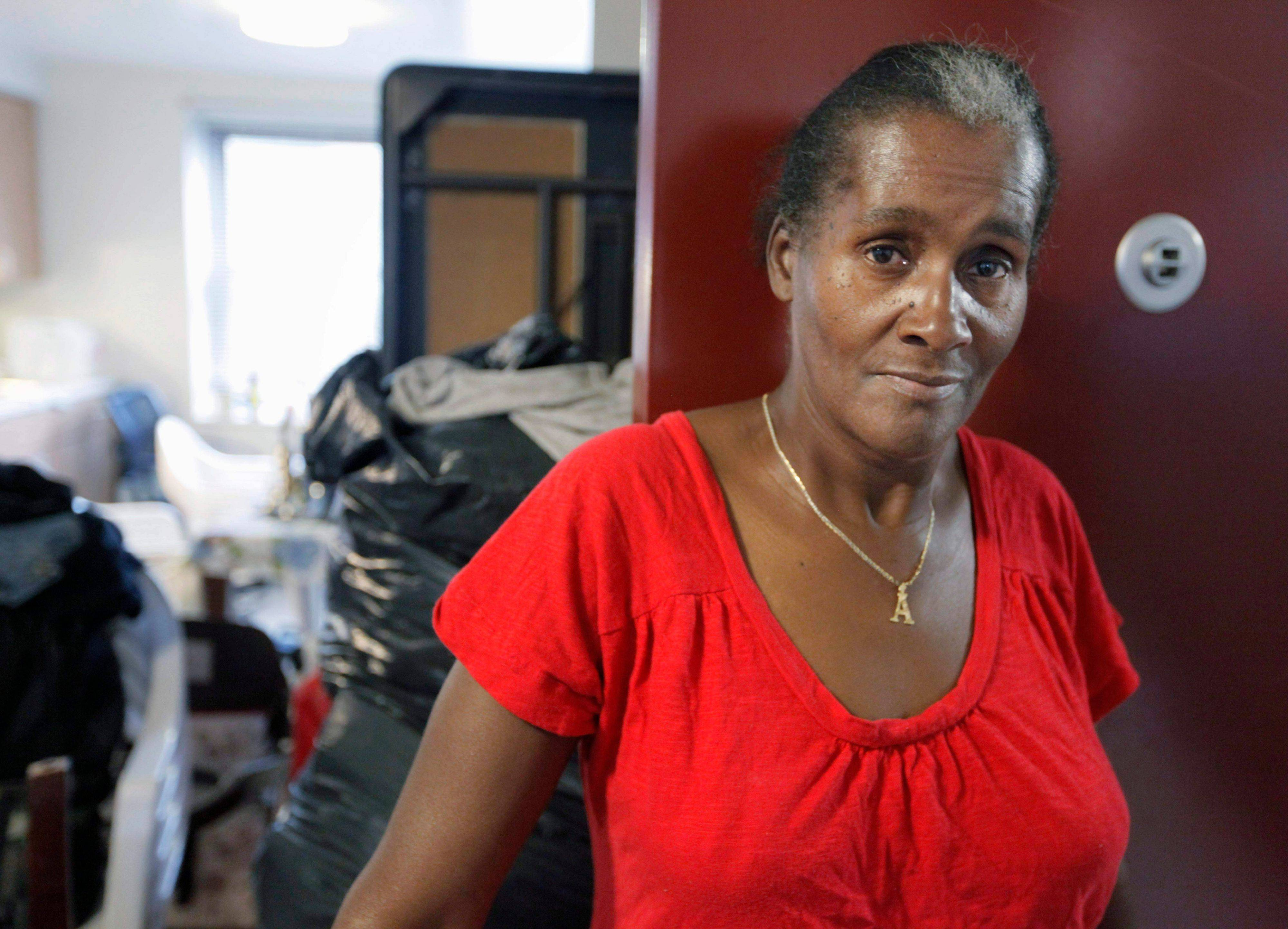 Local housing authorities paid for Annie Ricks, 55, to relocate to Chicago's South Side last year as part of its demolition plans for high-rise tenements, but Ricks says her new neighborhood is worse.