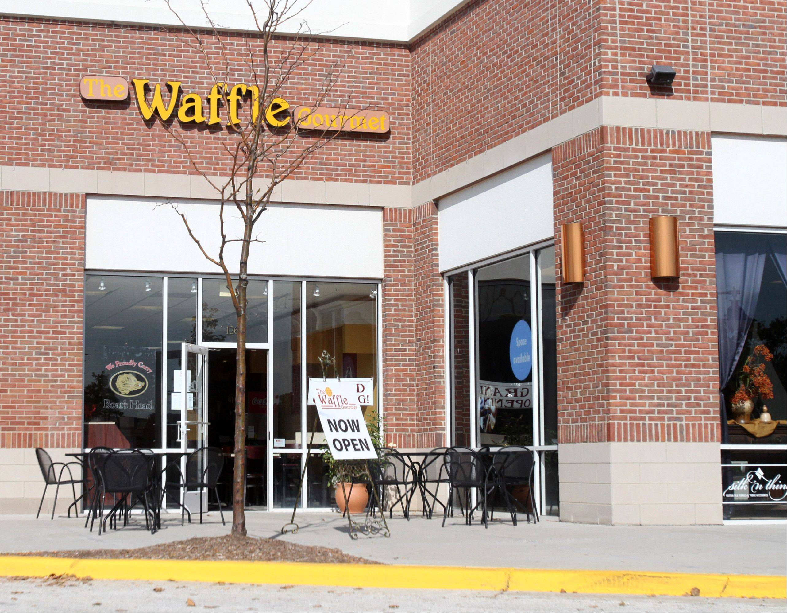 The Waffle Gourmet at Deer Park Town Center in Deer Park on Tuesday, October 11th.