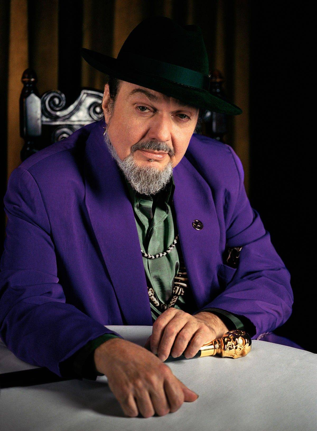 "Dr. John will play the Paramount Theatre in Aurora with Cyndi Lauper in the concert ""From Memphis to Mardi Gras"" on Friday, Oct. 28."