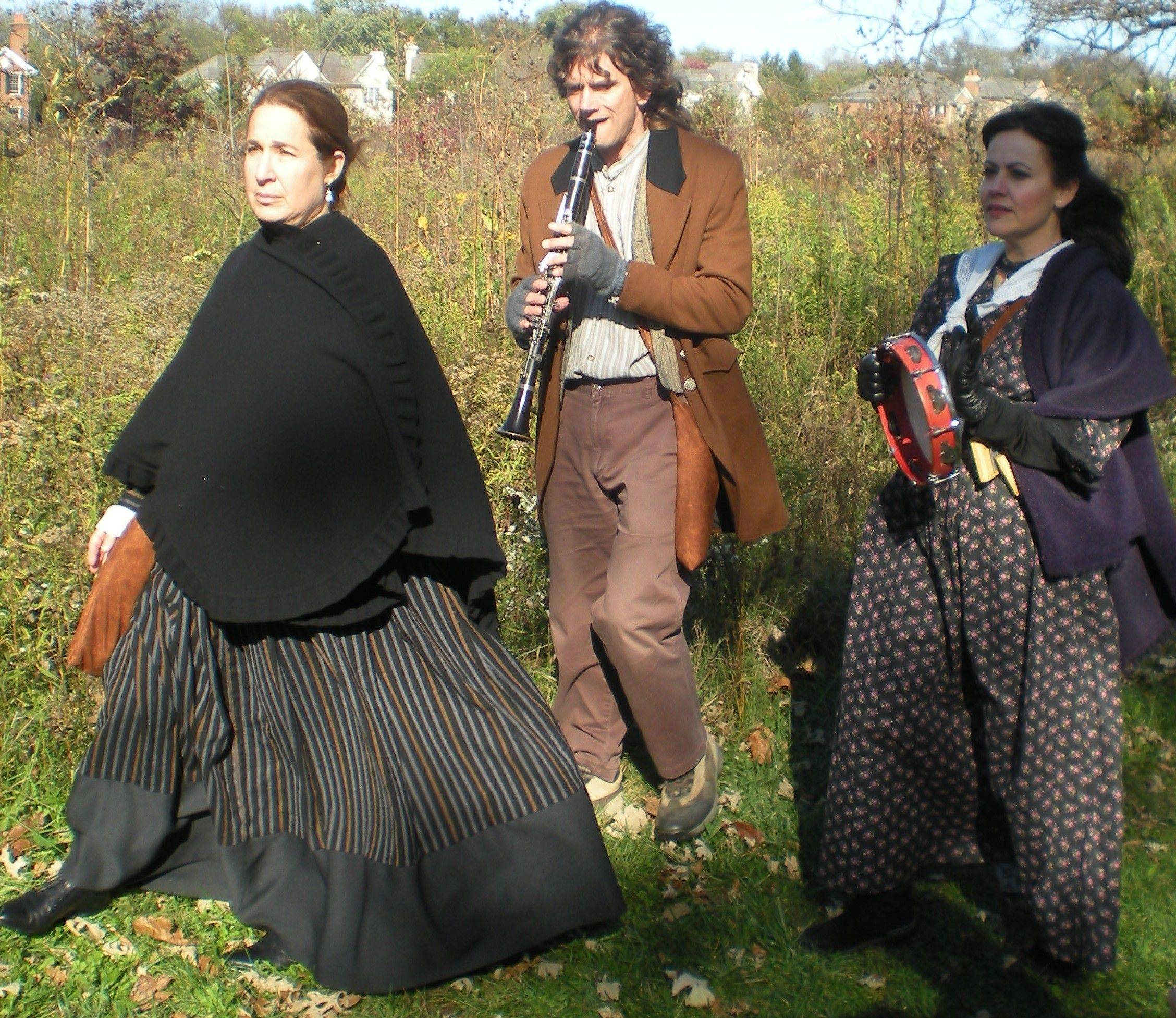 "Citadel Theatre's ""Poe in Octo"" presents short plays based on the stories of Edgar Allan Poe. The action unfolds on outdoor hikes in Lake Forest."