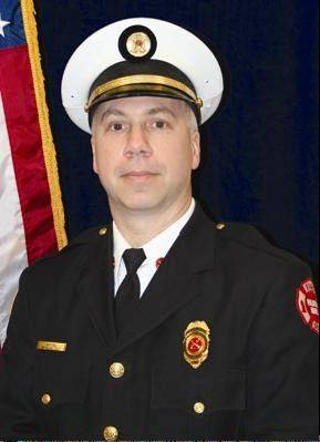 Palatine Rural Fire Protection District Battalion Chief Jeff Dill formed the Firefighter Behavioral Health Alliance.