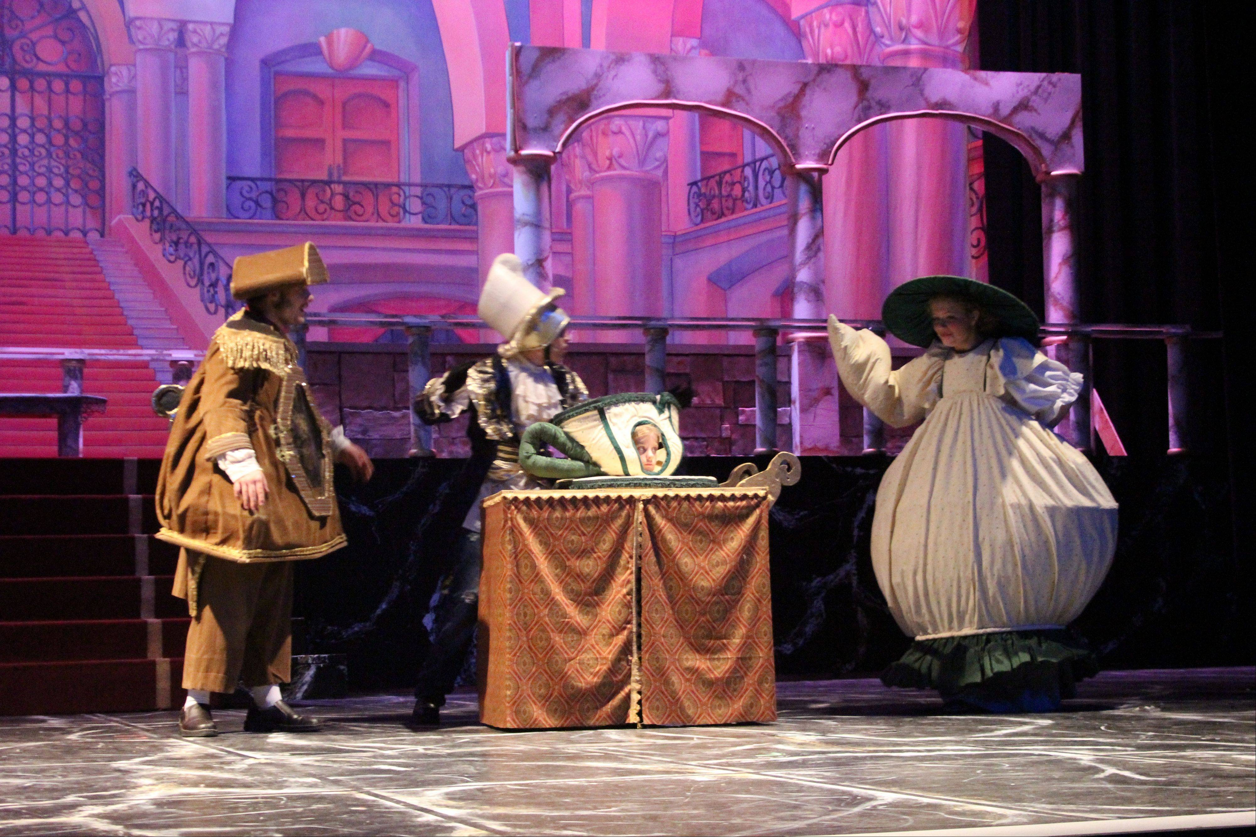 'Beauty and the Beast' at Batavia Fine Arts Centre