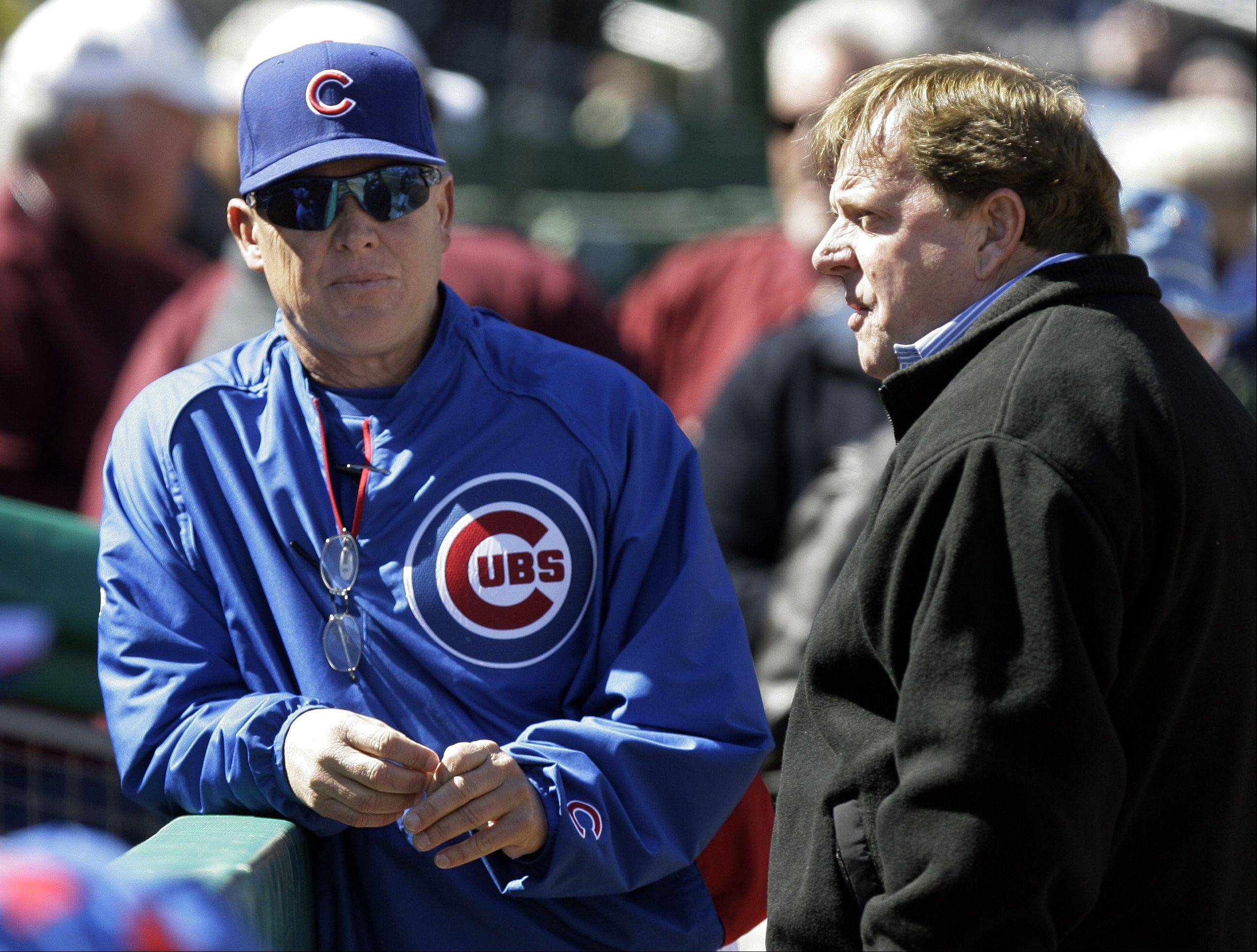 Cubs release Quade, begin manager search