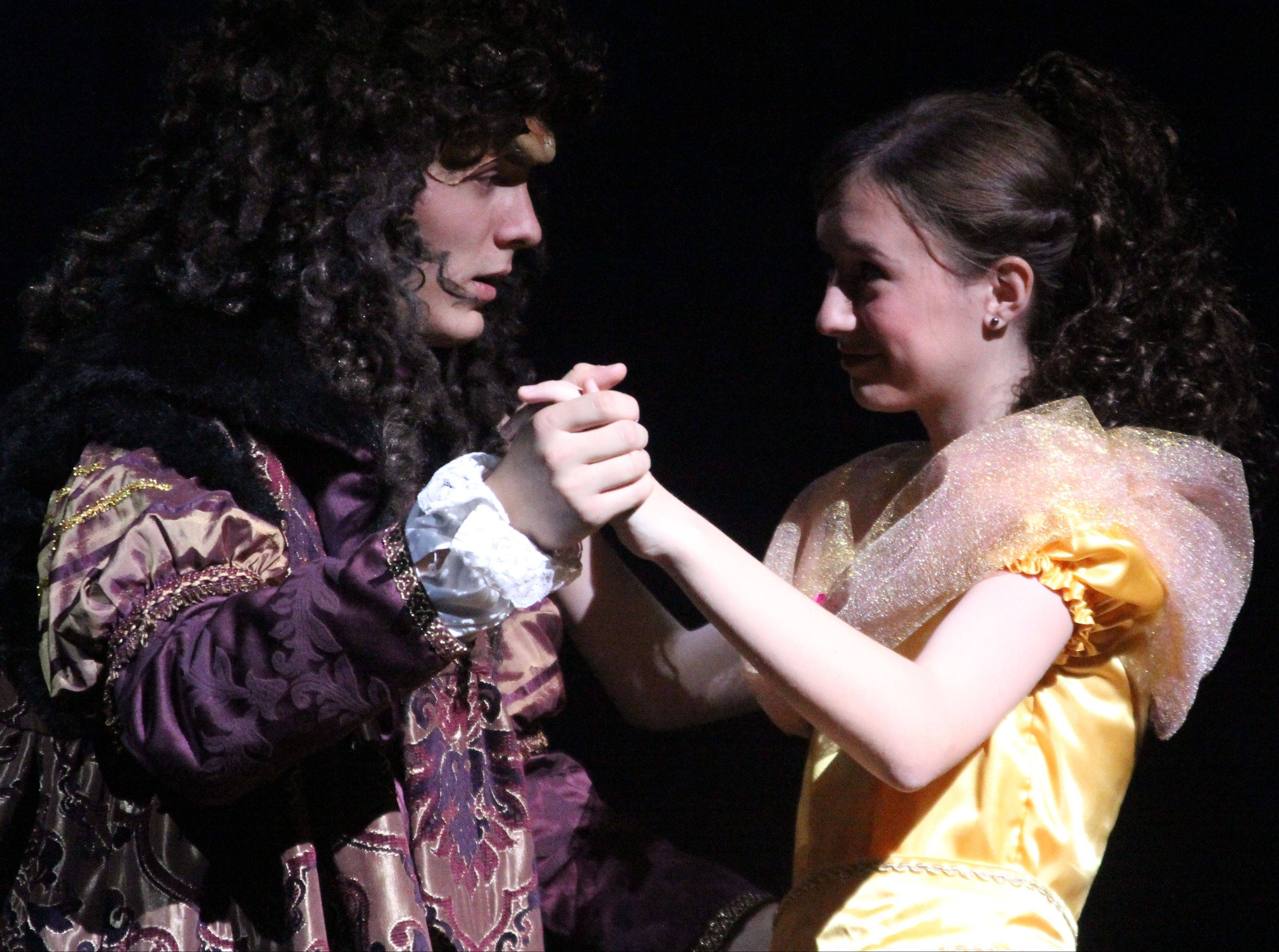 """The people we have in the roles, they're not students (in terms of their abilities),"" director Dominic Cattero says in praise of his cast. Audiences can see for themselves when ""Beauty and the Beast"" opens today, Nov. 3, at the Batavia Fine Arts Centre."