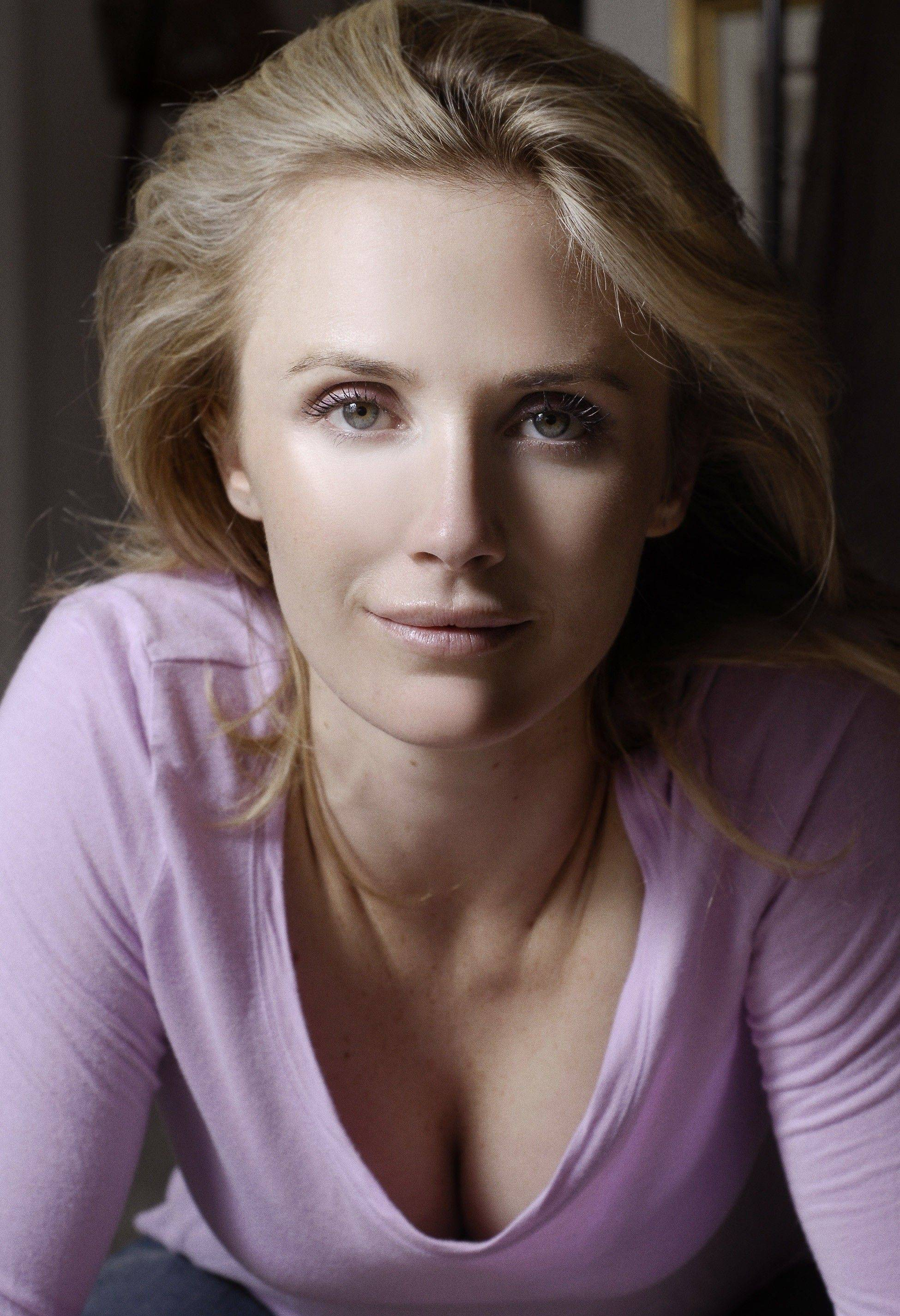 "Jennifer Siebel Newsom, writer, director and producer of the documentary, ""Miss Representation."""