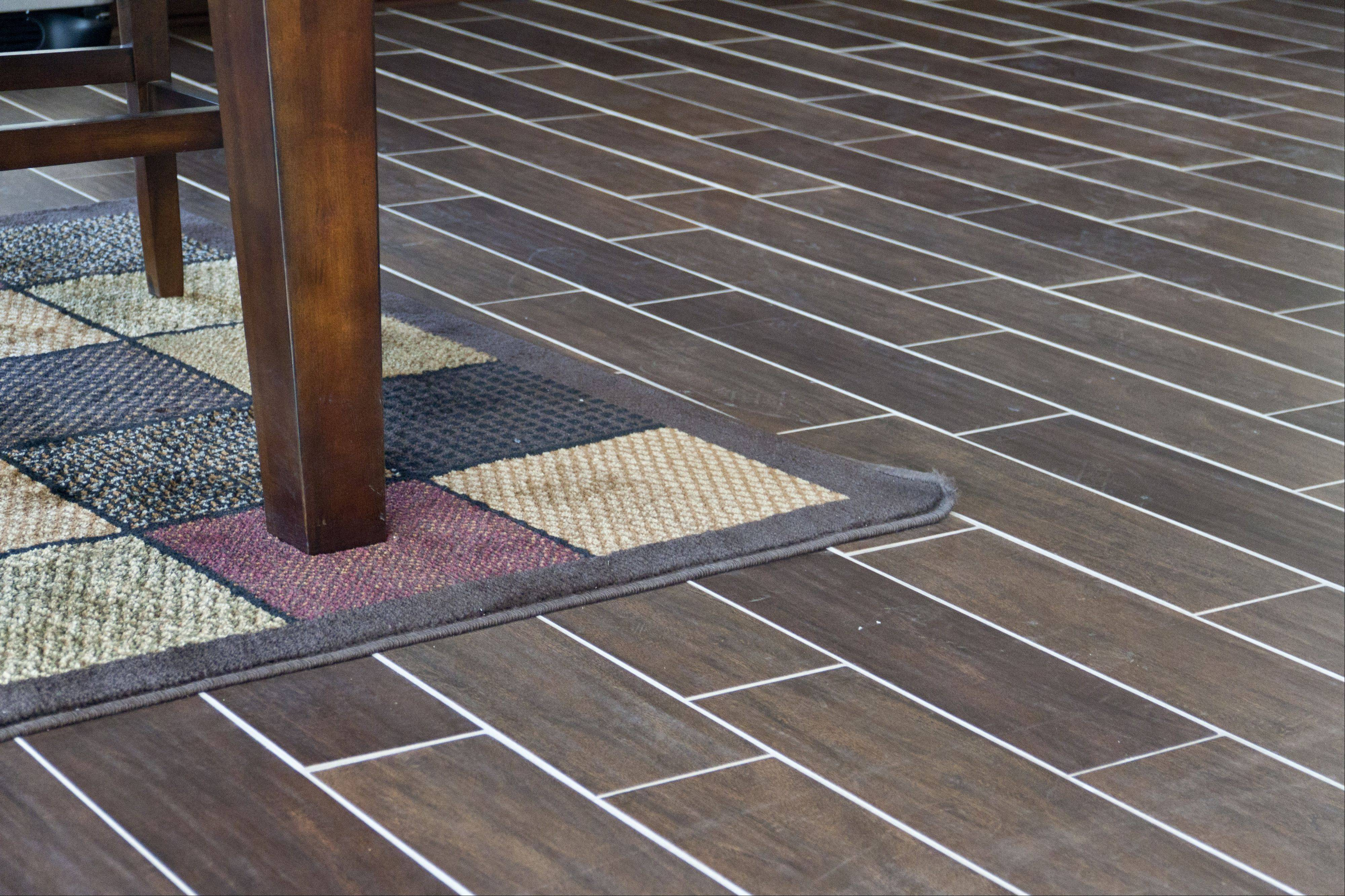 Superior Floor And Decor Wood Tile National Flooring Chain Hits The Ground In Lombard