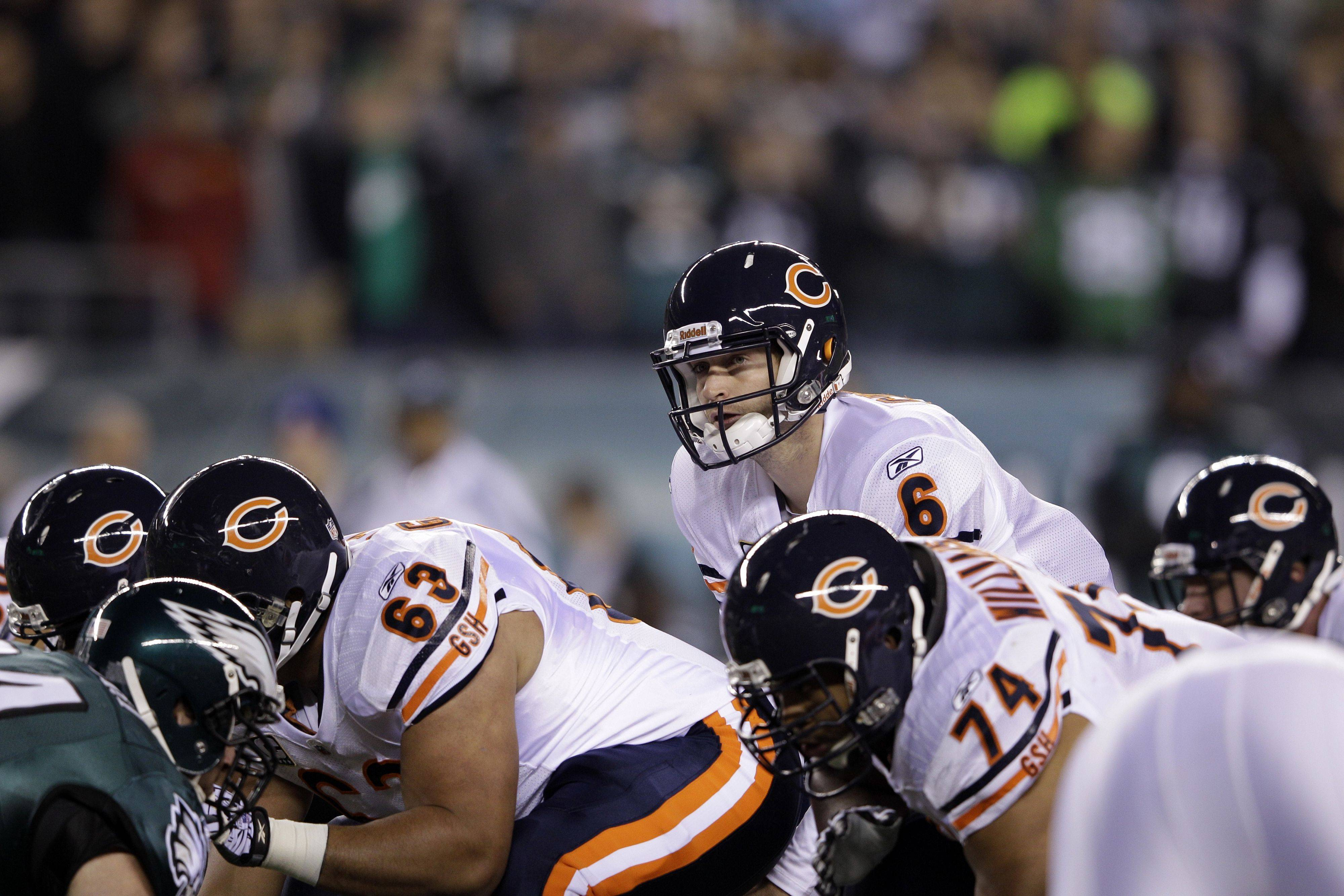Bears reward Garza with contract extension
