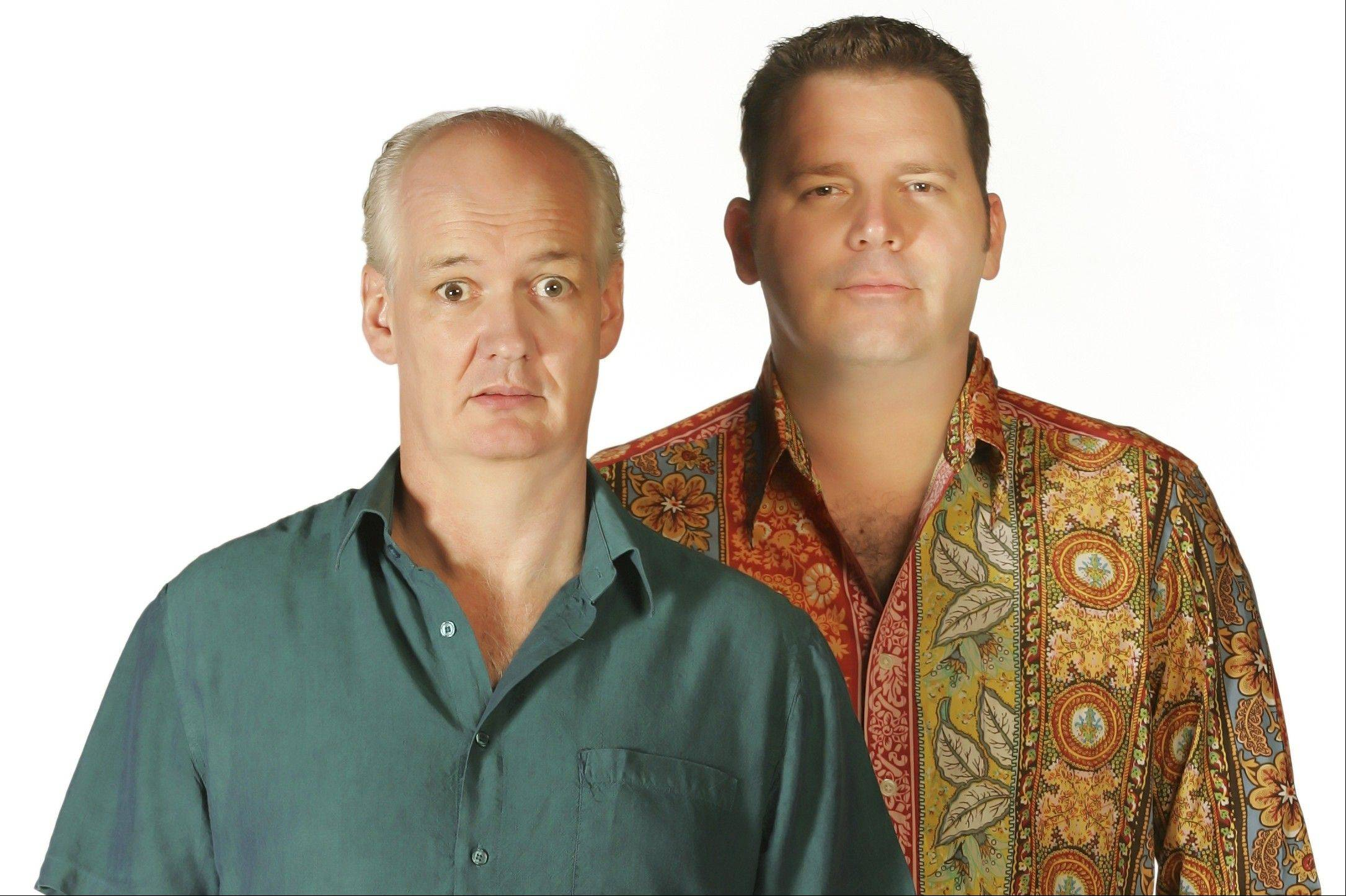 "Spend ""An Evening With Colin Mochrie and Brad Sherwood"" at the Genesee Theatre in Waukegan."