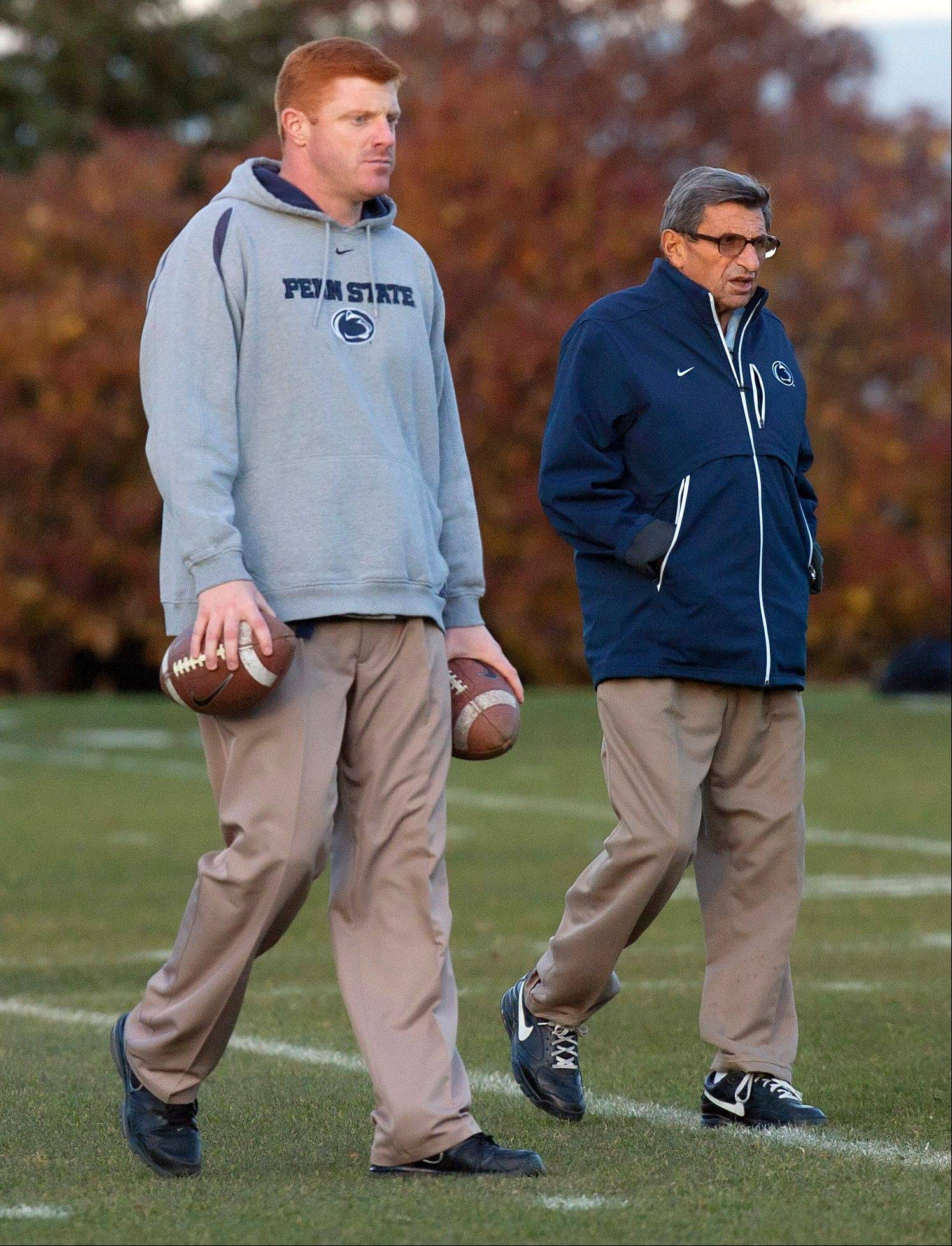 Paterno gone, but questions remain
