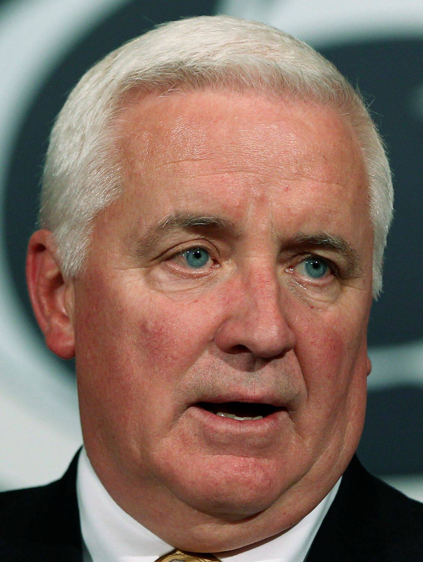 Pennsylvania Gov. Tom Corbett