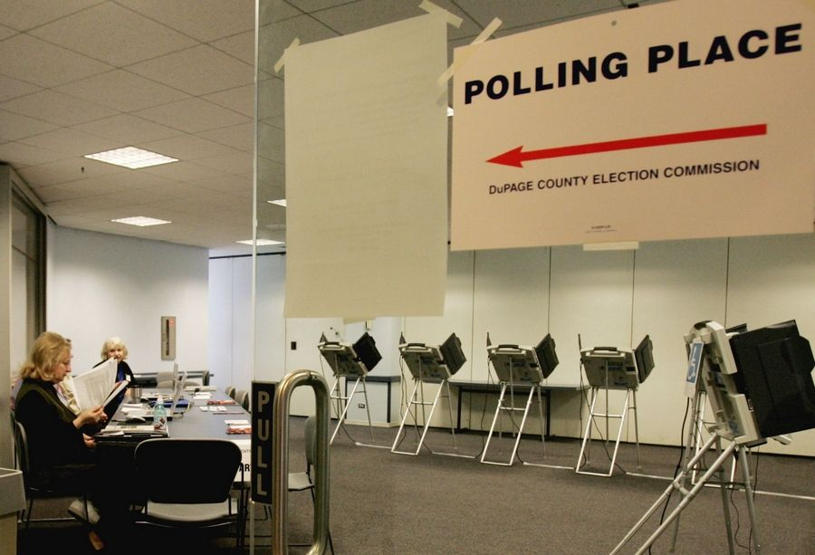 Slow days at early voting centers can cost taxpayers thousands of dollars, so some suburban election officials are suggesting reducing the time period as one way to save money on elections.