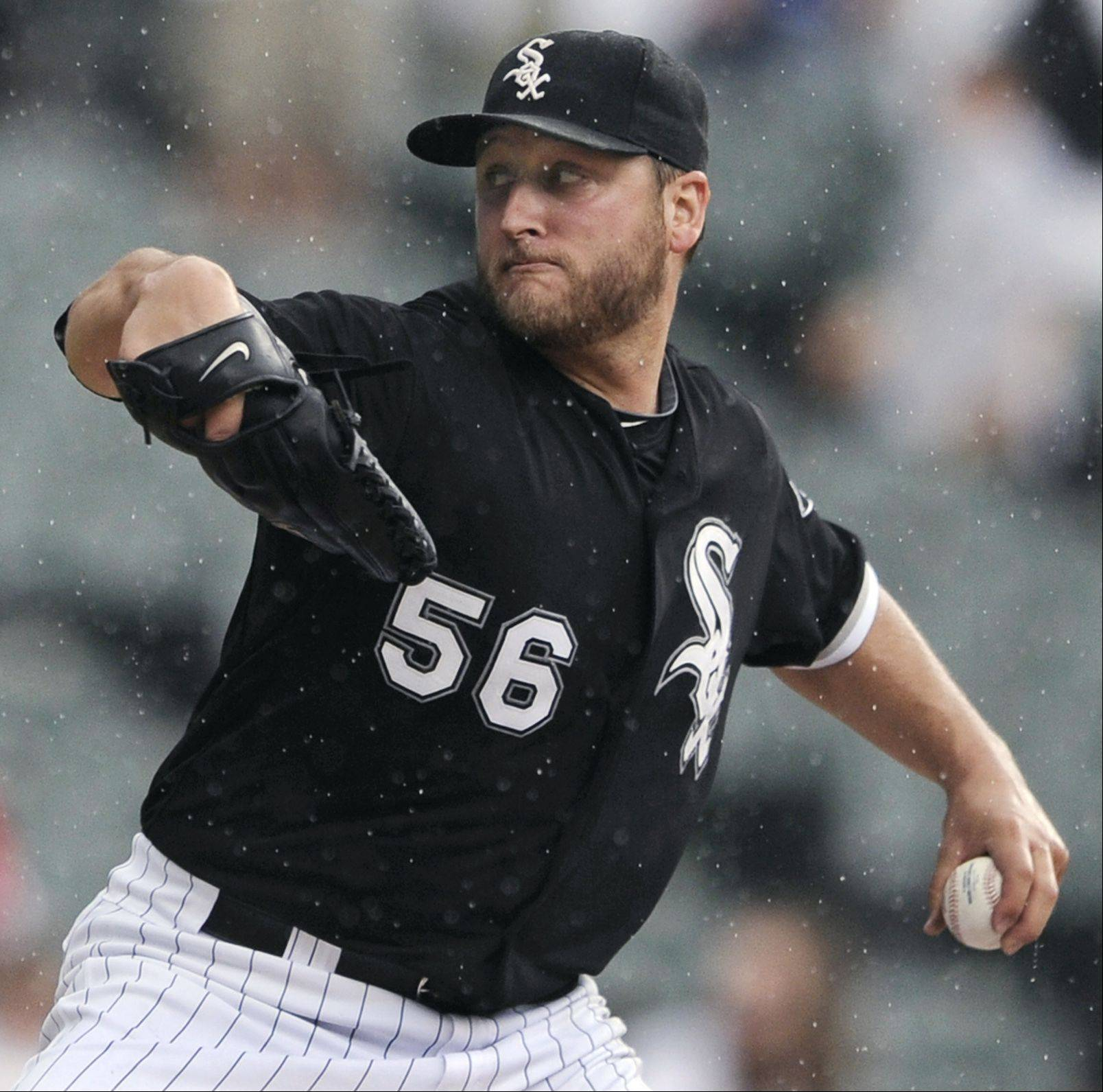 Free agent Mark Buehrle reportedly has 13 teams pursuing his services.