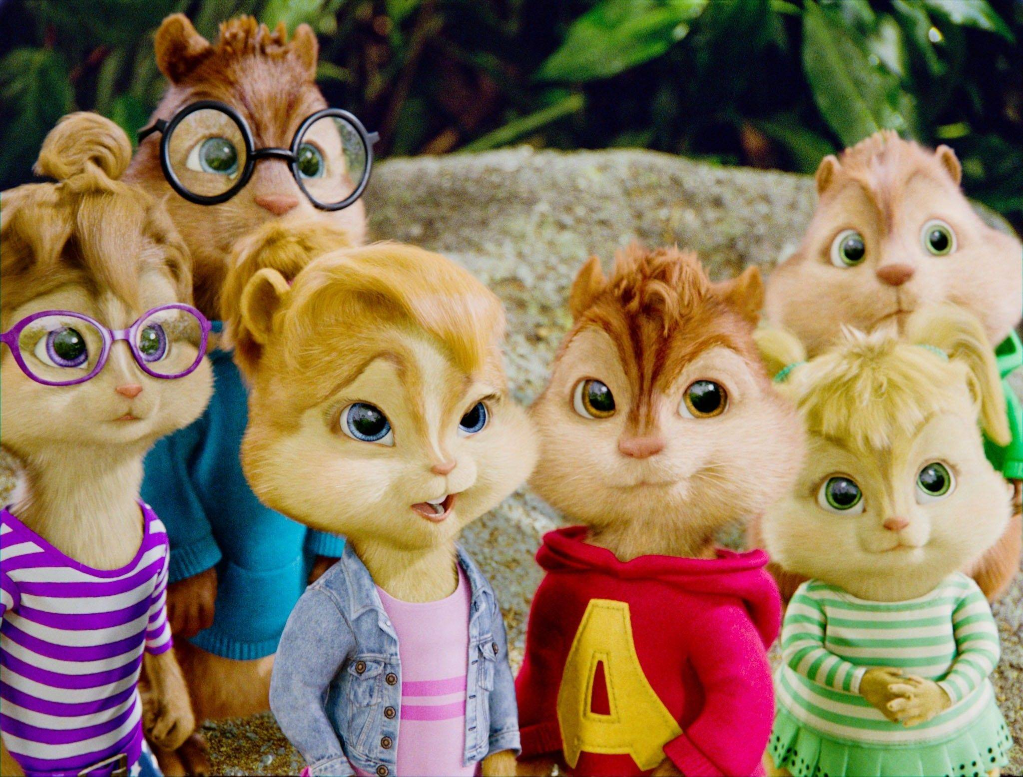 """Alvin and the Chipmunks: Chipwrecked"""