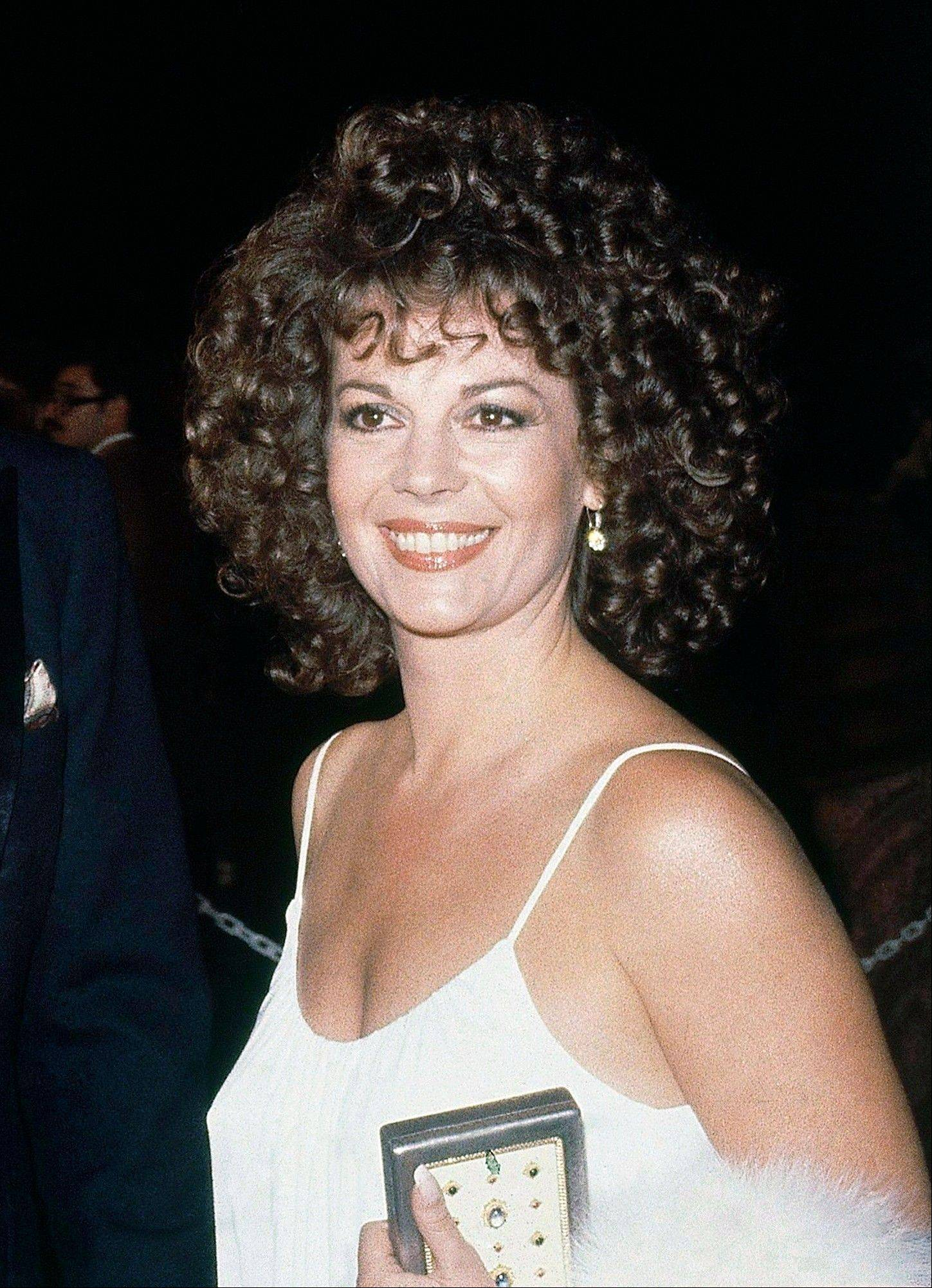 In this April 9, 1979 file photo, actress Natalie Wood is shown at the 51st Annual Academy Awards in Los Angeles. Los Angeles sheriff's homicide detectives are taking another look at Wood's 1981 drowning death based on new information, officials announced Thursday, Nov. 17, 2011.