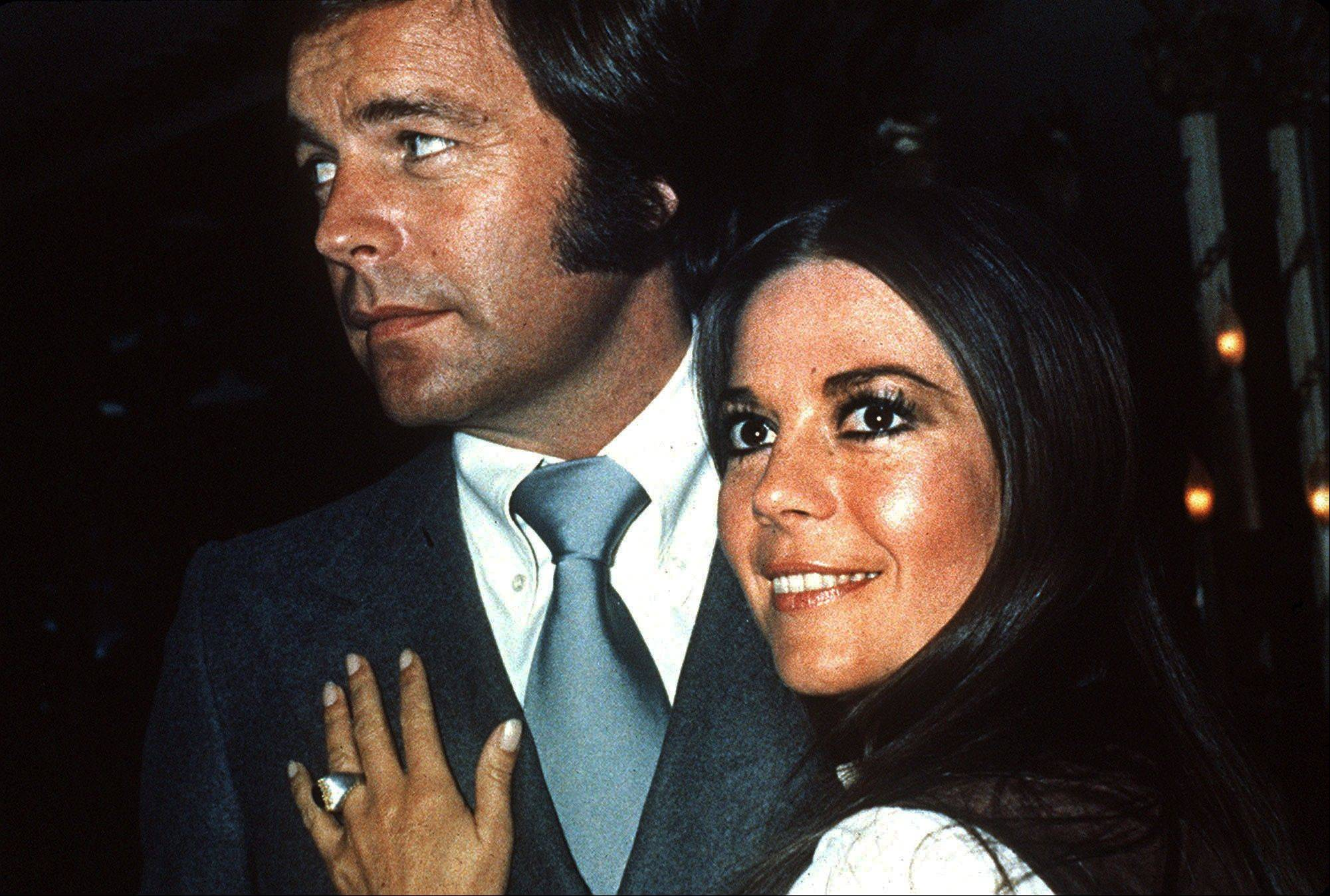 In this 1980 file photo, actor Robert Wagner appears with actress Natalie Wood. Los Angeles sheriff's homicide detectives are taking another look at Wood's 1981 drowning death based on new information, officials announced Thursday, Nov. 17, 2011. A yacht captain said on national TV Friday, Nov. 18, 2011, that he lied to investigators about Natalie Wood's mysterious death 30 years ago and blames the actress' husband at the time, Wagner, for her drowning in the ocean off Southern California.