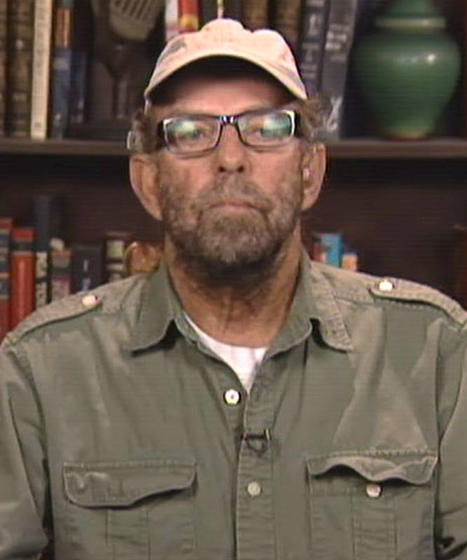 "In an image from video provided by NBC News, Dennis Davern appears on NBC's ""Today"" show via video on Friday. Davern, captain of the yacht Splendour, which actress Natalie Wood was aboard on the night she died in 1981, said during the interview Friday that he lied to investigators about Wood's mysterious death 30 years ago and blames her husband at the time, Robert Wagner, for her drowning in the ocean off Southern California. A Los Angeles County sheriff's detective Lt. John Corina said Friday that Robert Wagner is not a suspect in the death of his wife, and that new information is substantial enough to take another look at the case."