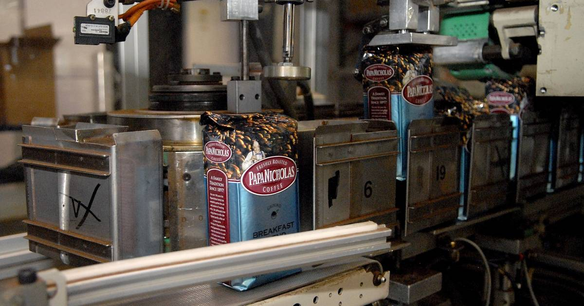 Images: Behind the scenes at PapaNicholas Coffee in Batavia