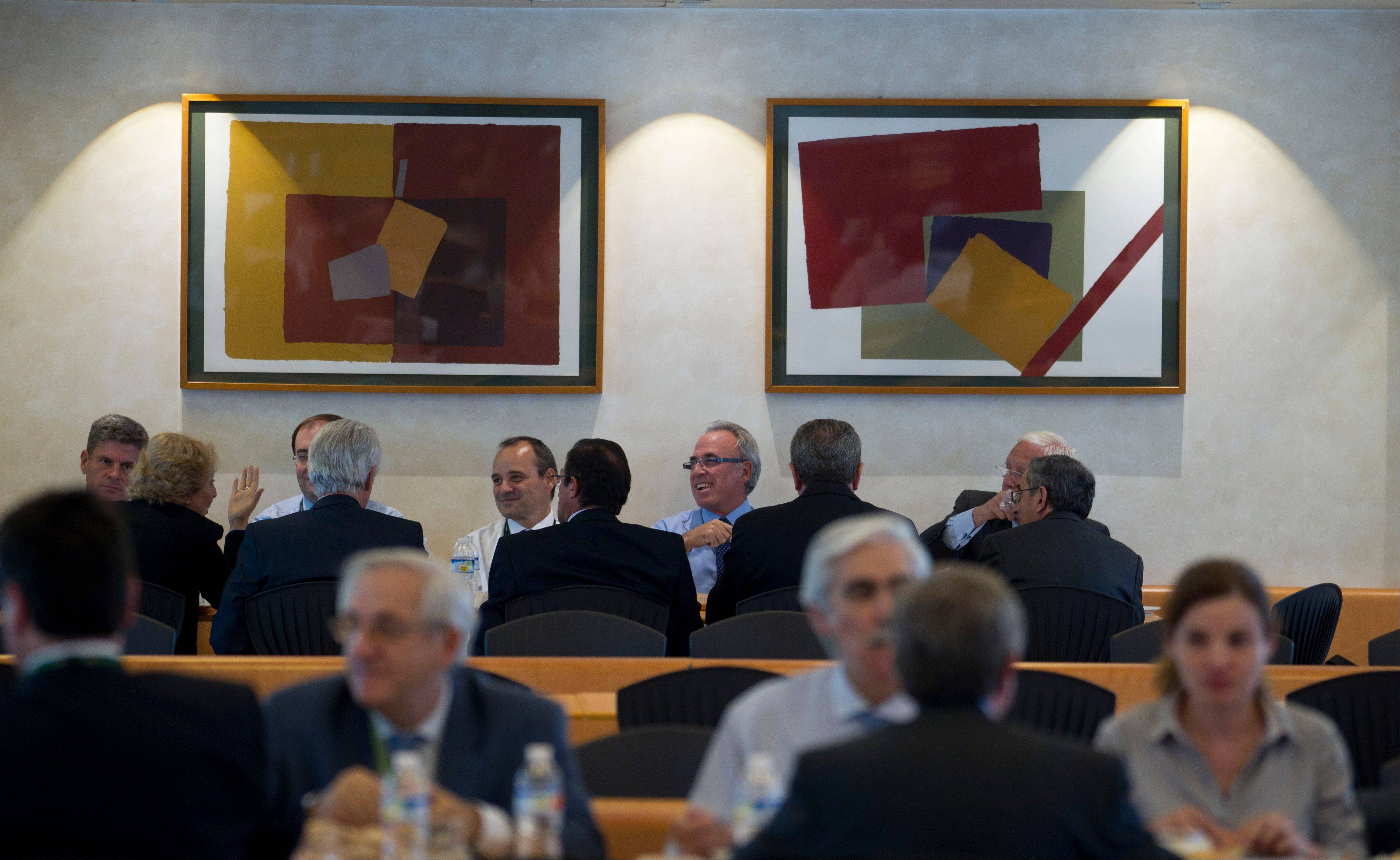 Amid sting of crisis, Spanish firms are mulling scrapping something sacred -- the two-hour lunch break. As Europe's economic crisis bites hard and the eurozone's fourth largest economy considers its own myriad woes, low productivity is one of them.