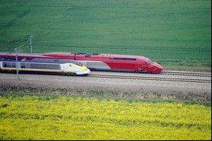 Don't expect fast trains like France's TGV any time soo