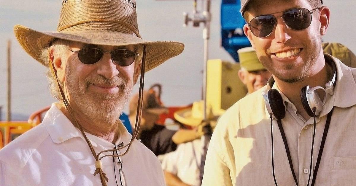 Bartlett native goes from Spielberg's 'shadow' to filmmaker