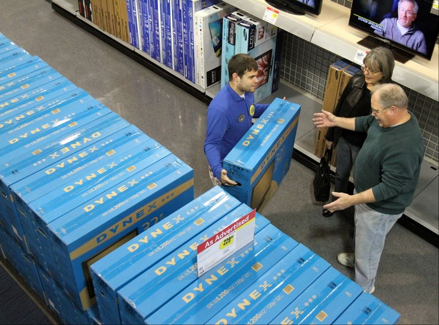 Tips To Help You Take On Black Friday In The Burbs