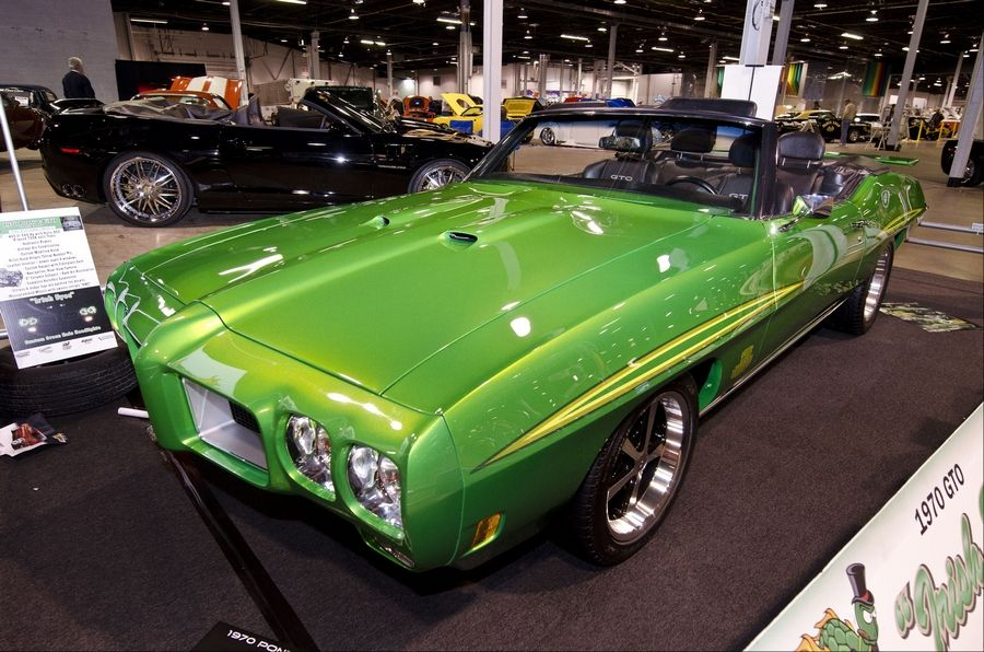 Muscle Car and Corvette Nationals hits the suburbs