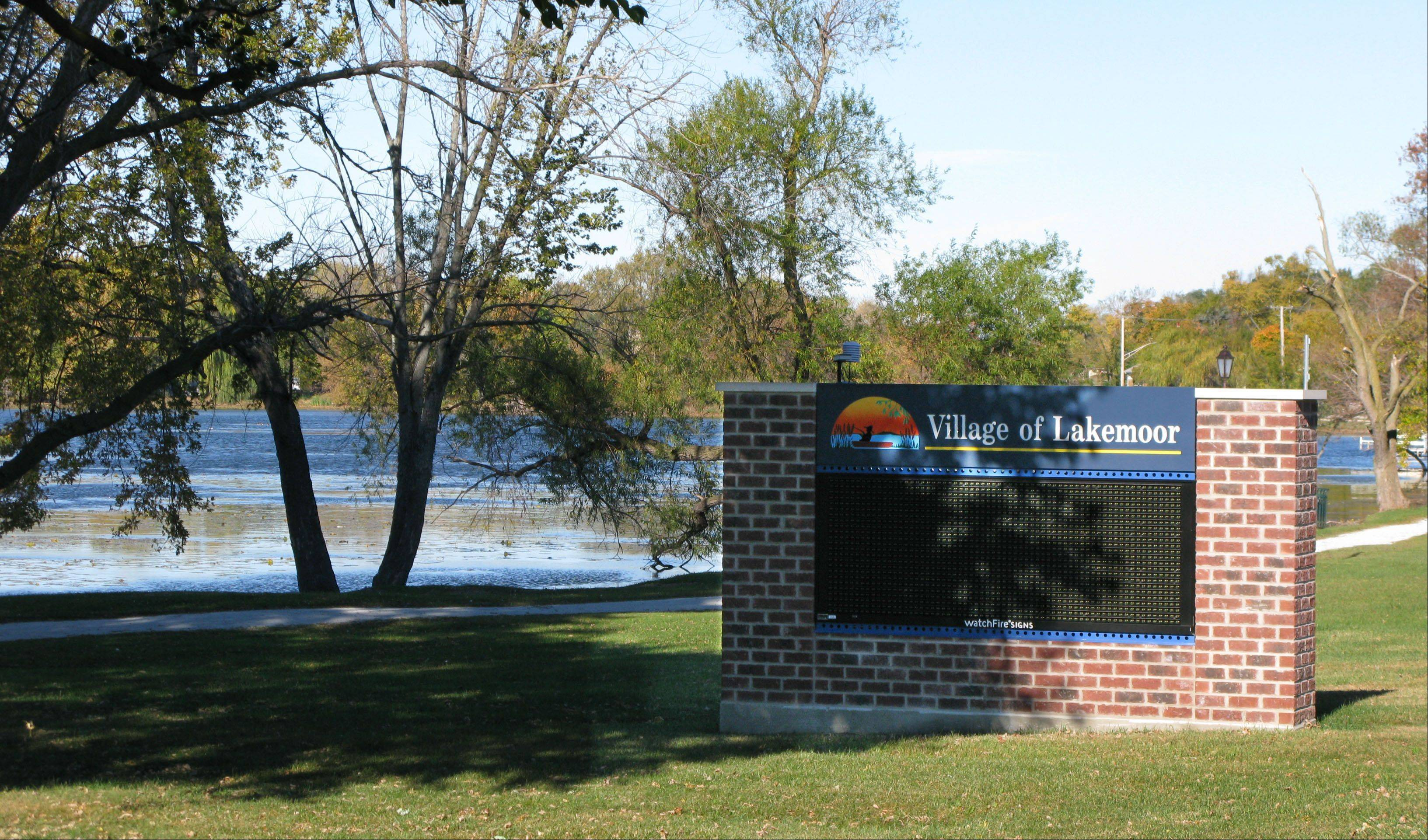 Lakemoor officials want to capitalize on the village's natural assets.