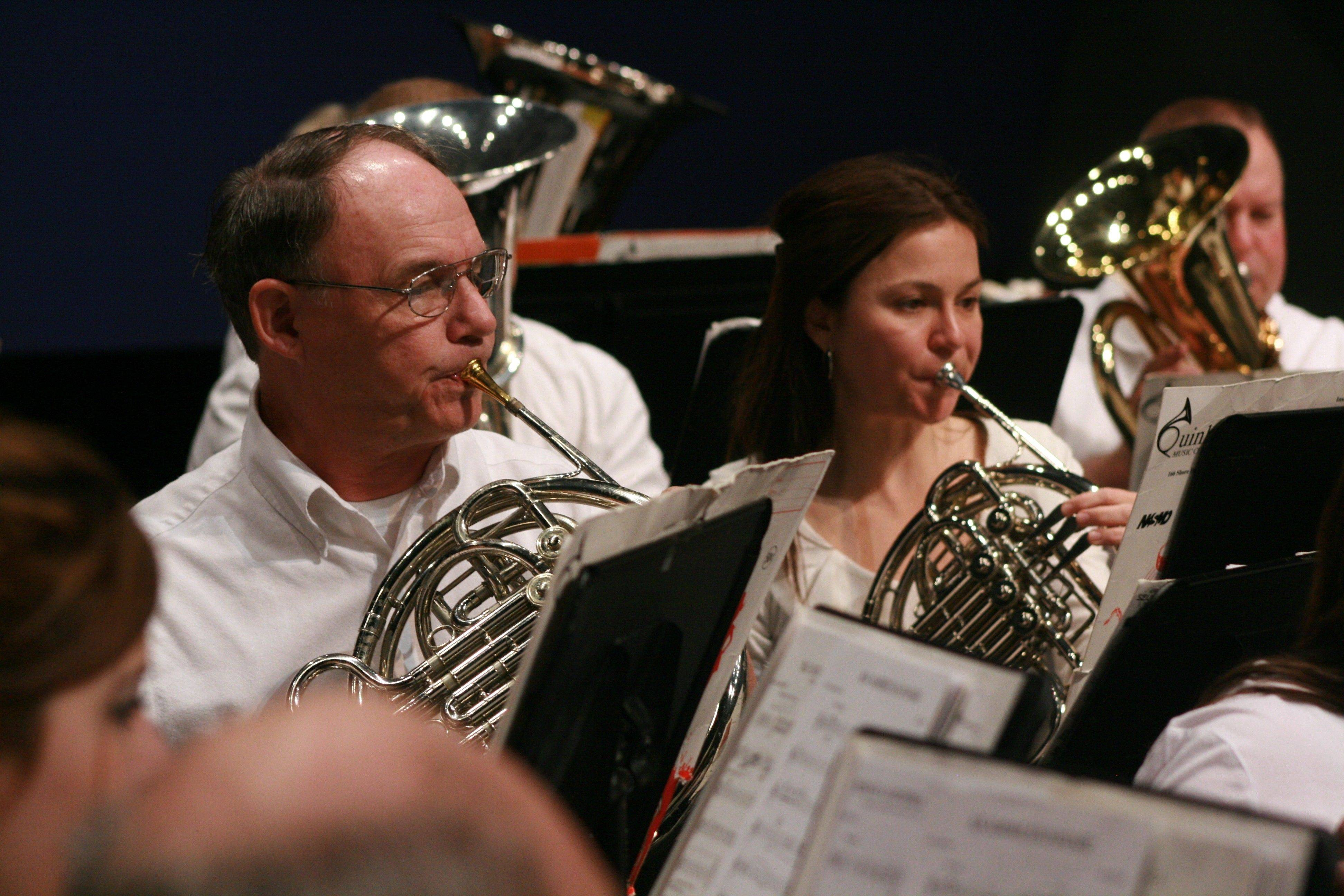 "The Elgin Community College Concert Band will perform ""Holiday Traditions"" at 7:30 p.m. Wednesday, Dec. 7, at the ECC Arts Center, 1700 Spartan Drive, Elgin."