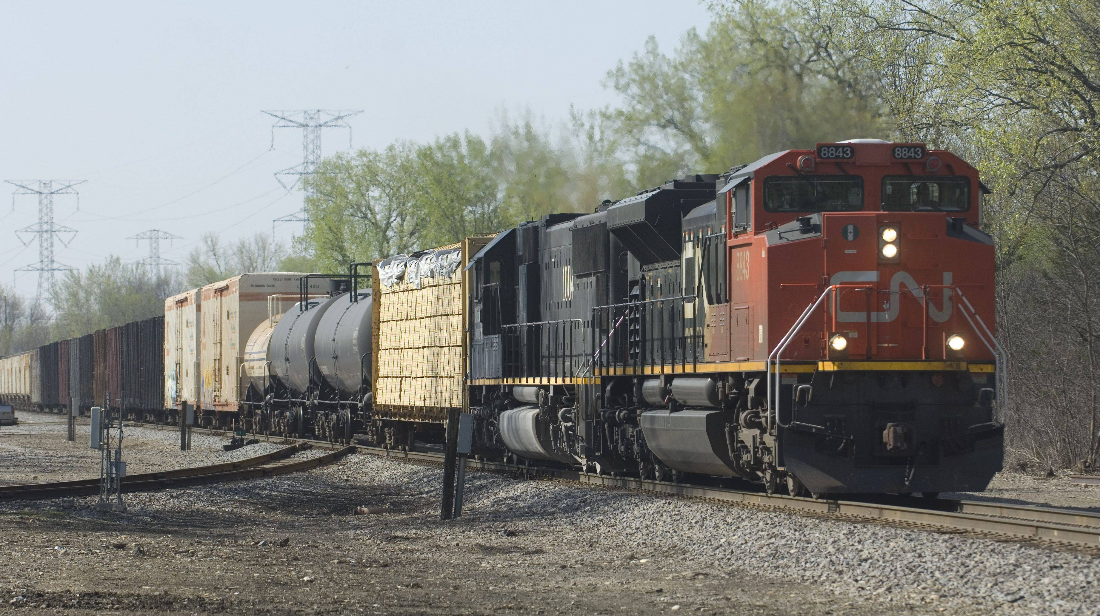 One reader says railfans seeking to get close-ups of freight trains can face citations from authorities because they're mistaken for suspicious characters.
