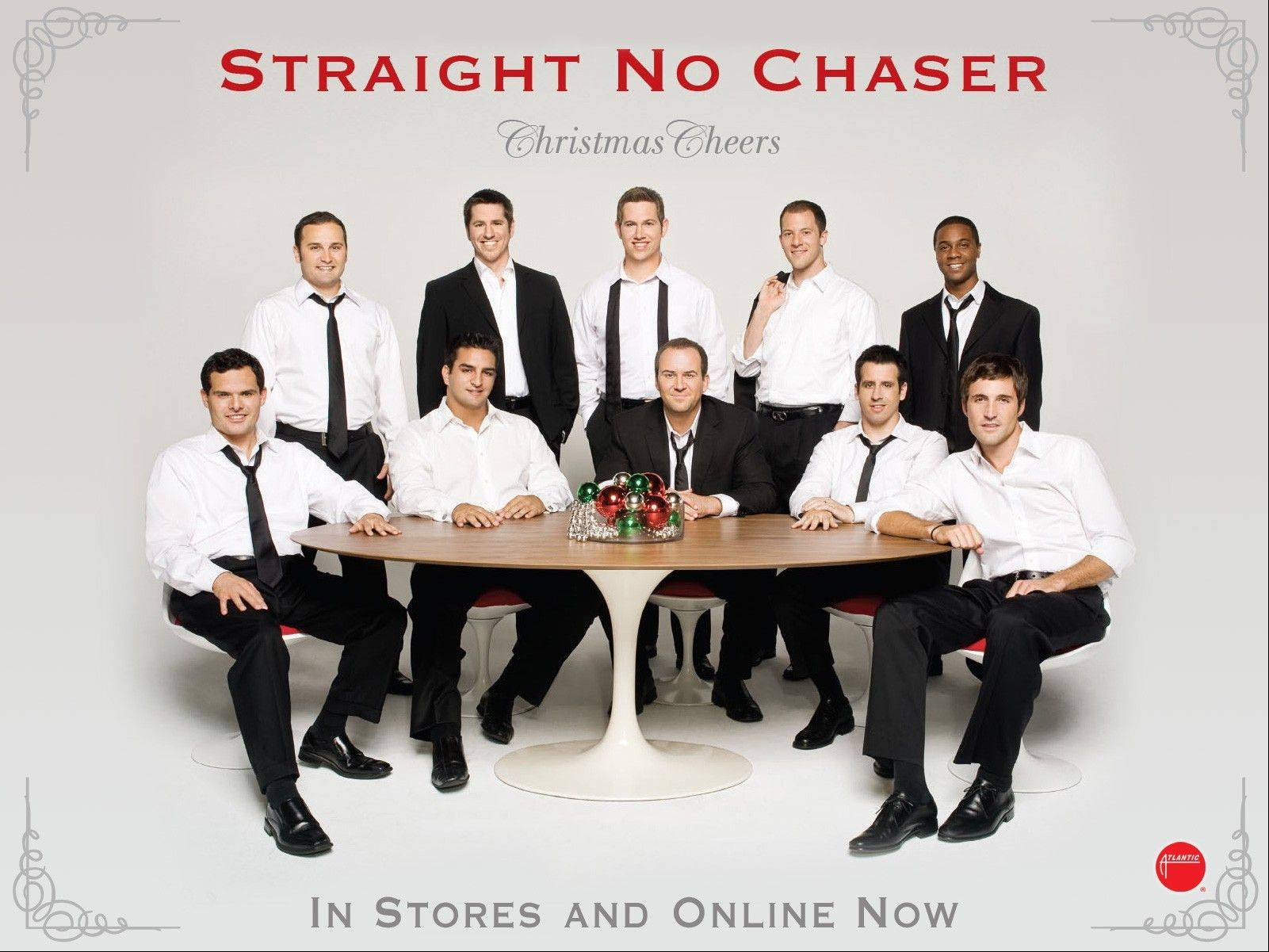 Straight No Chaser performs in concert at The Chicago Theatre in Chicago and at the Rosemont Theatre in Rosemont.