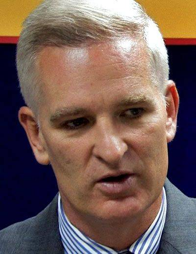Lake County Sheriff Mark Curran