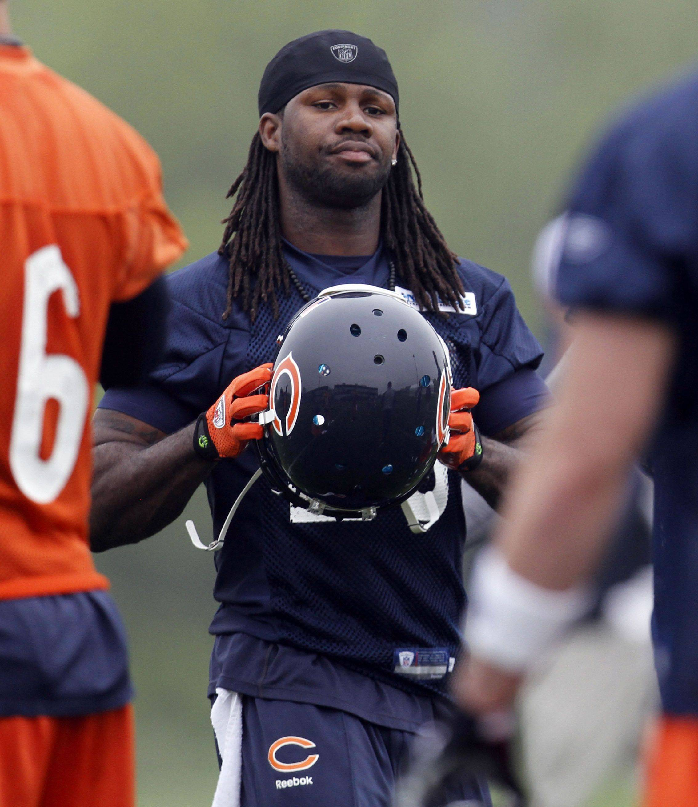 A Mount Prospect man pleaded guilty Thursday to slapping Bears wide receiver Devin Hester in October.