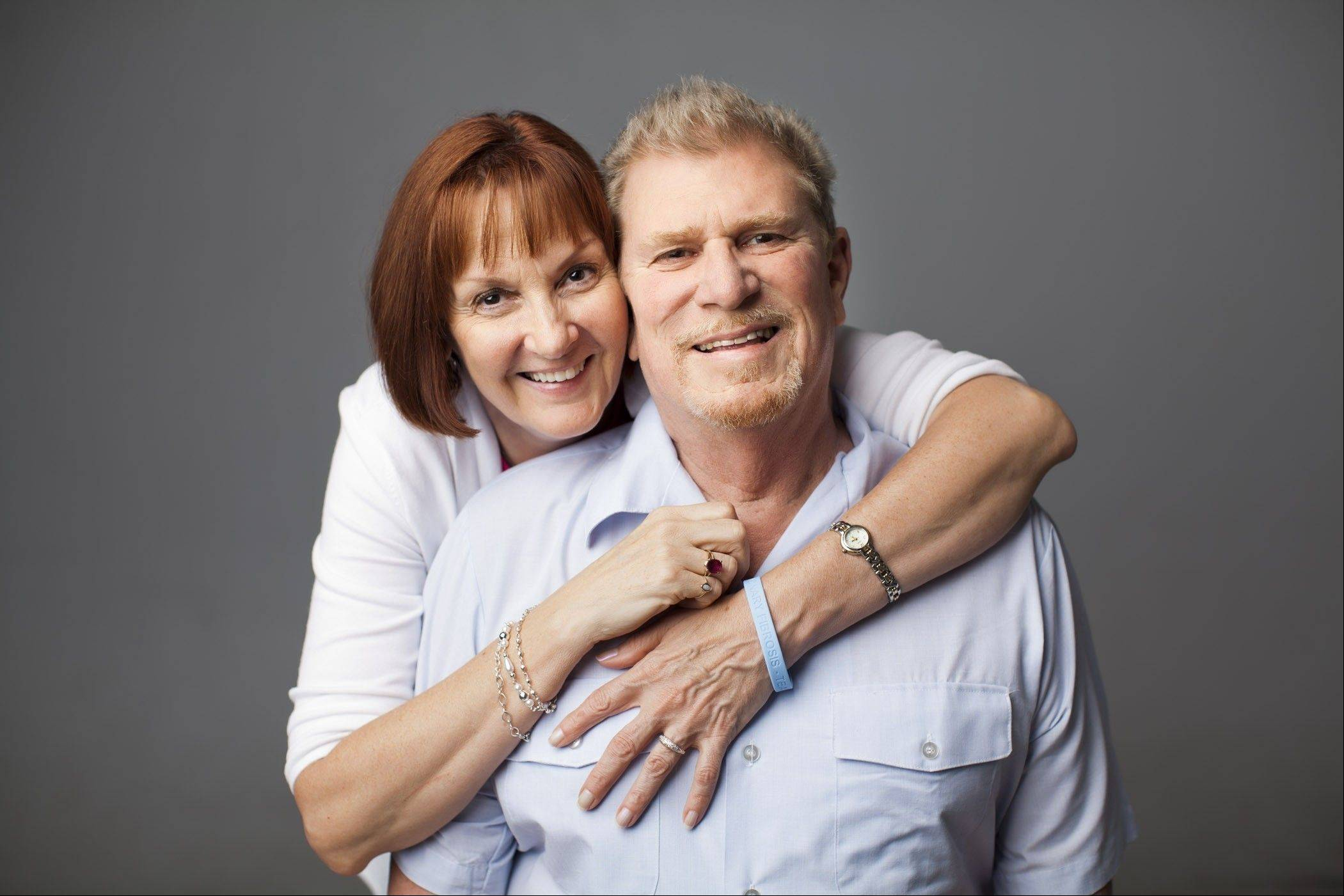 Streamwood's Jeffery Peters and his wife, Michele, had never heard of pulmonary fibrosis until he was diagnosed with the incurable lung disease that kills 40,000 Americans each year, about the same as breast cancer.