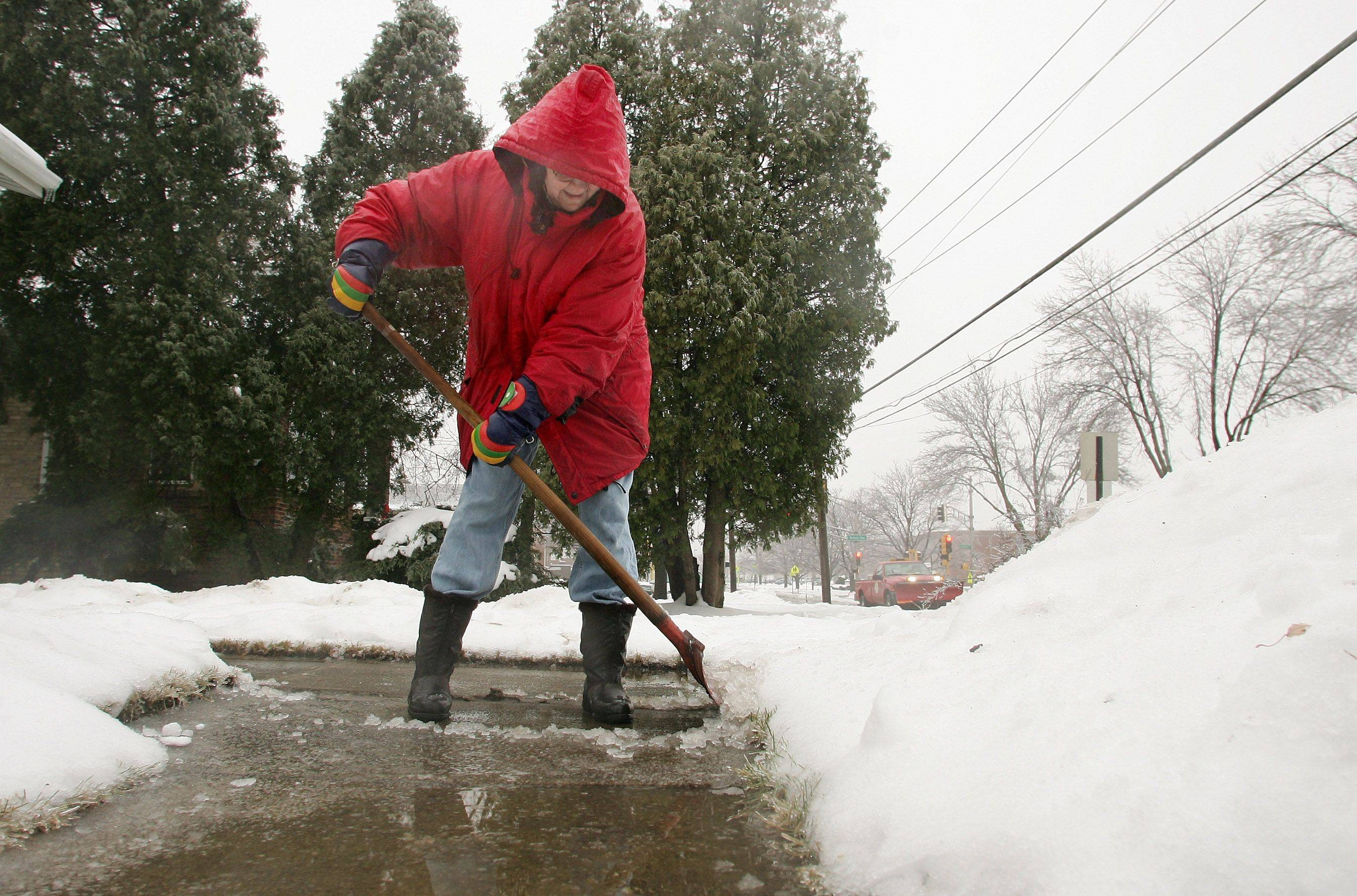 Get ready for the cold and snow, FEMA says